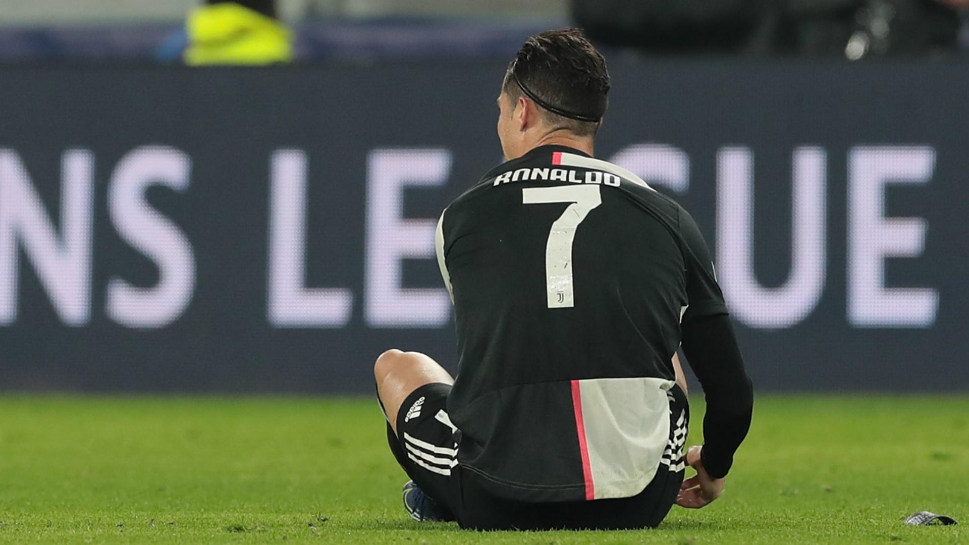 Sarri to discuss Ronaldo's knee pain with Juventus star