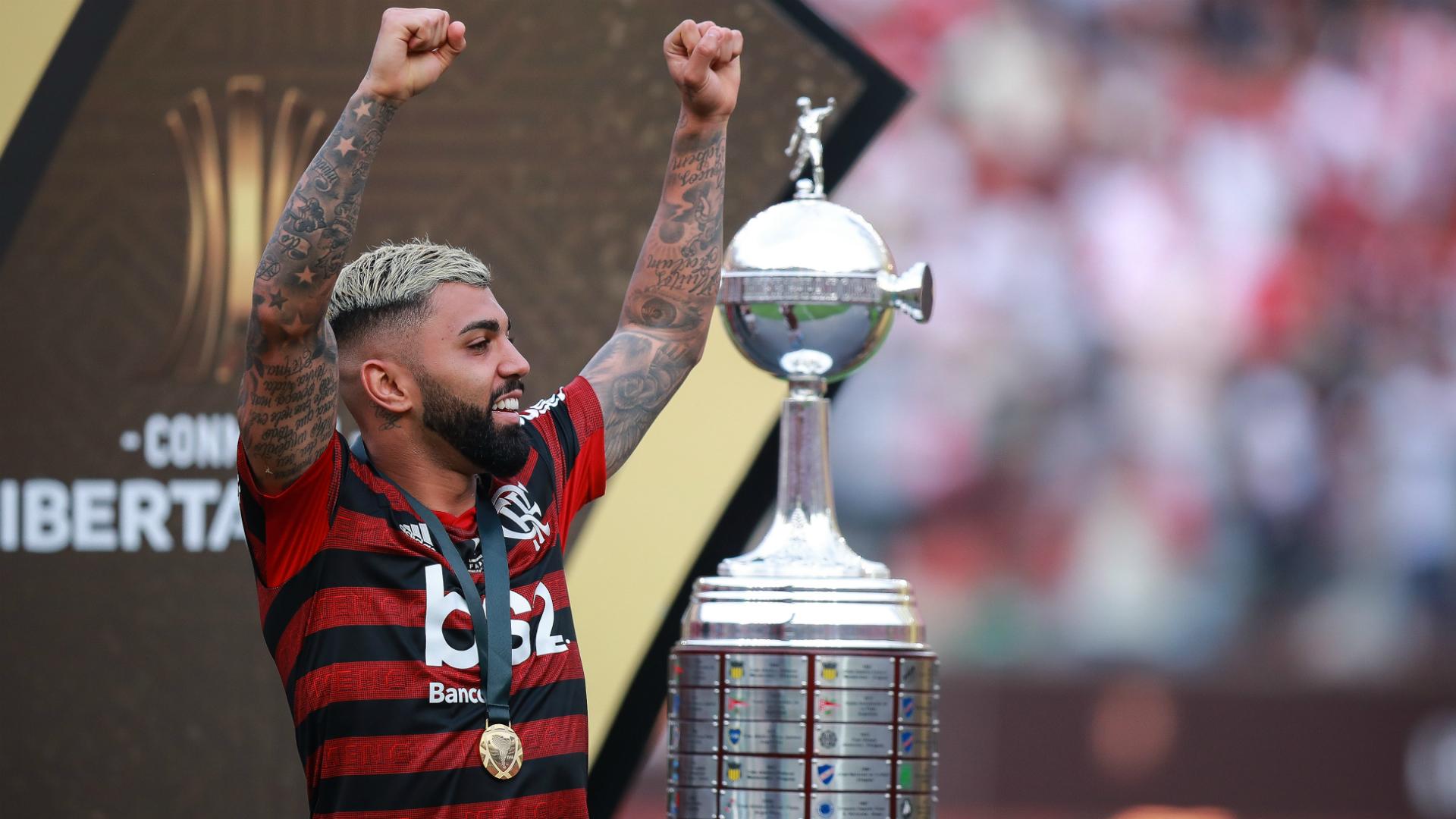 Marotta doubts Inter future for Gabigol despite Flamengo achievements