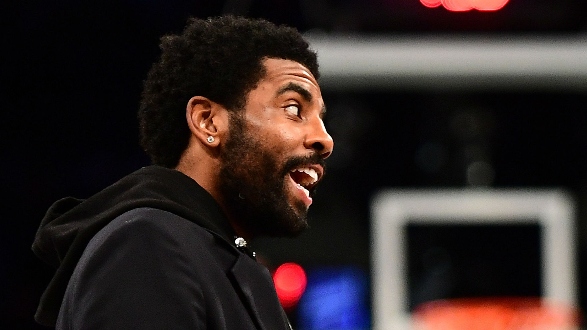 Kyrie Irving hits back at Celtics fans