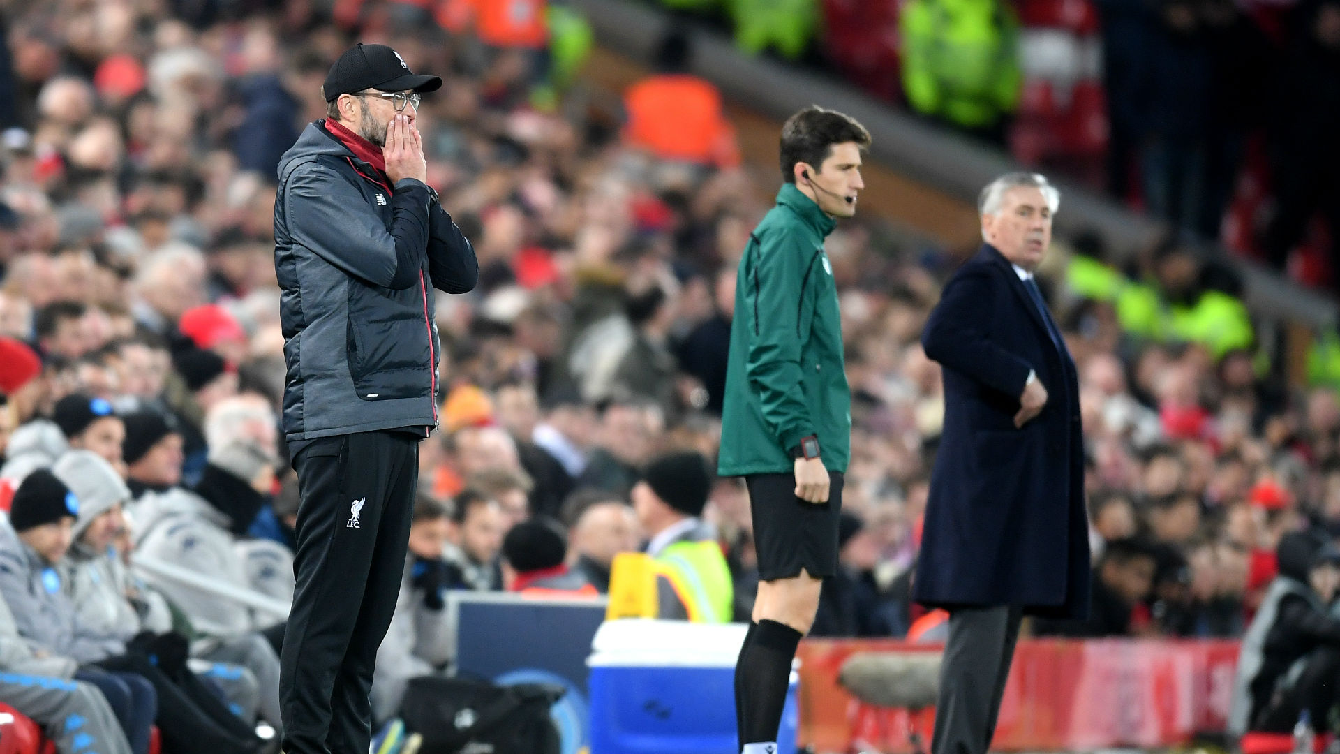 I couldn't care less who'd win a boxing match –Klopp unperturbed by his struggles against Ancelotti