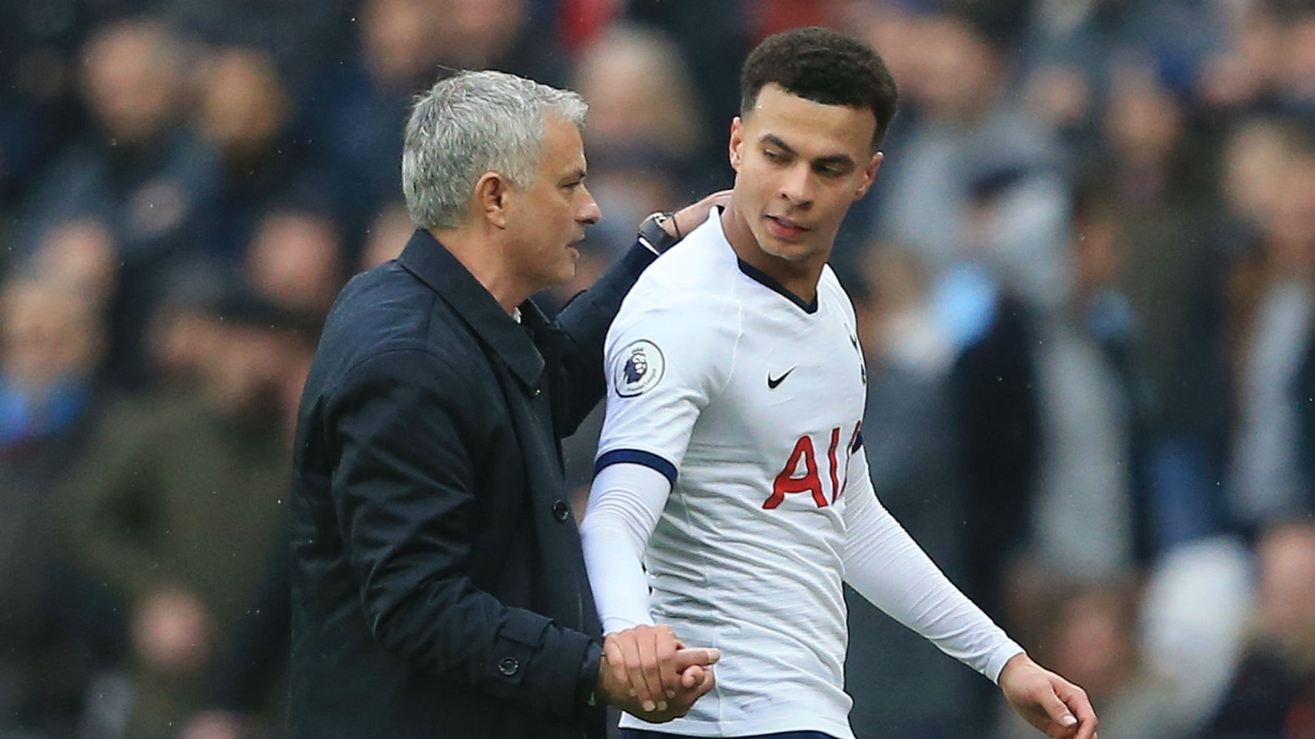 Mourinho: Consistency the key for improved Alli