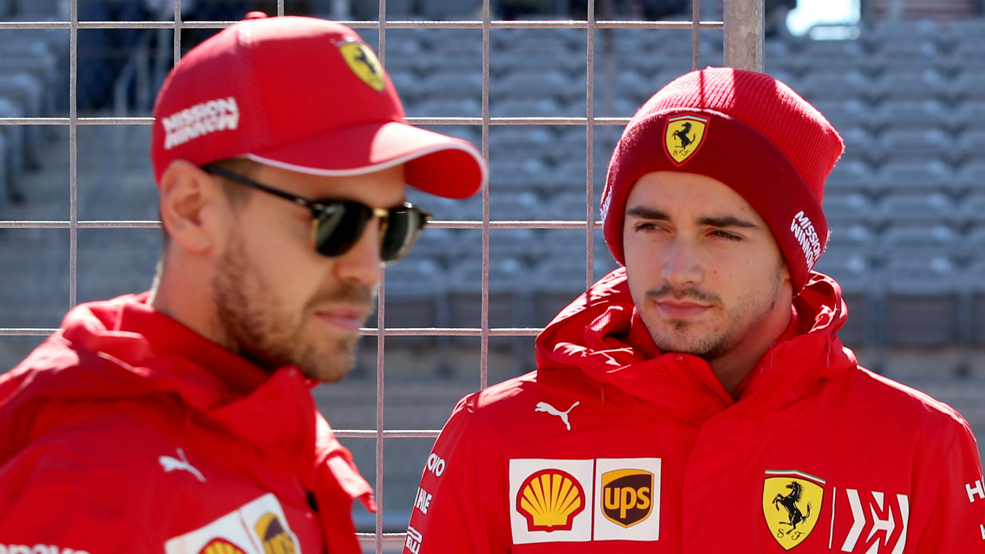Leclerc: Vettel should not have made costly Interlagos move