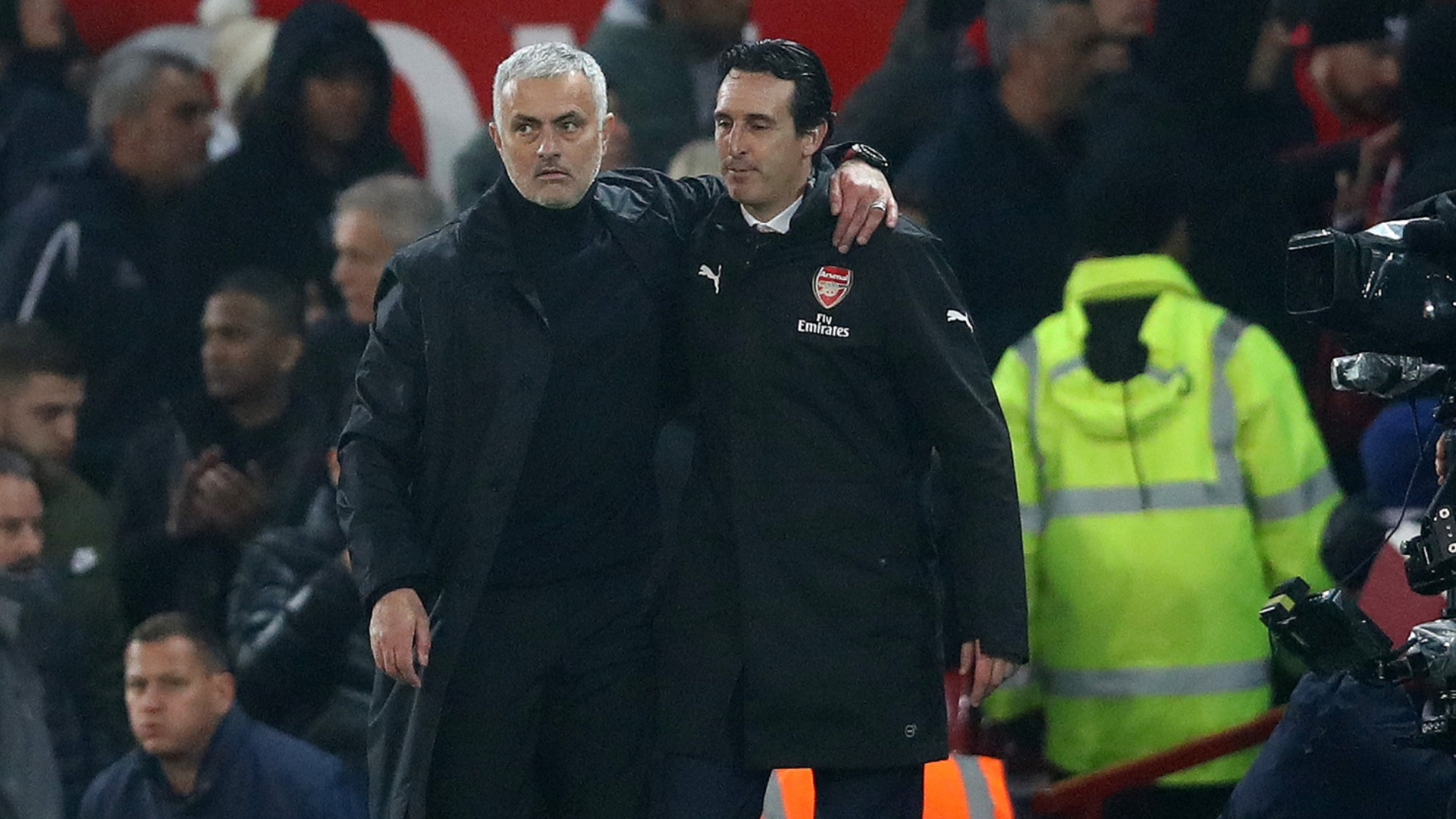 Arsenal sack Emery: Mourinho 'so happy' at Spurs despite reported Gunners interest