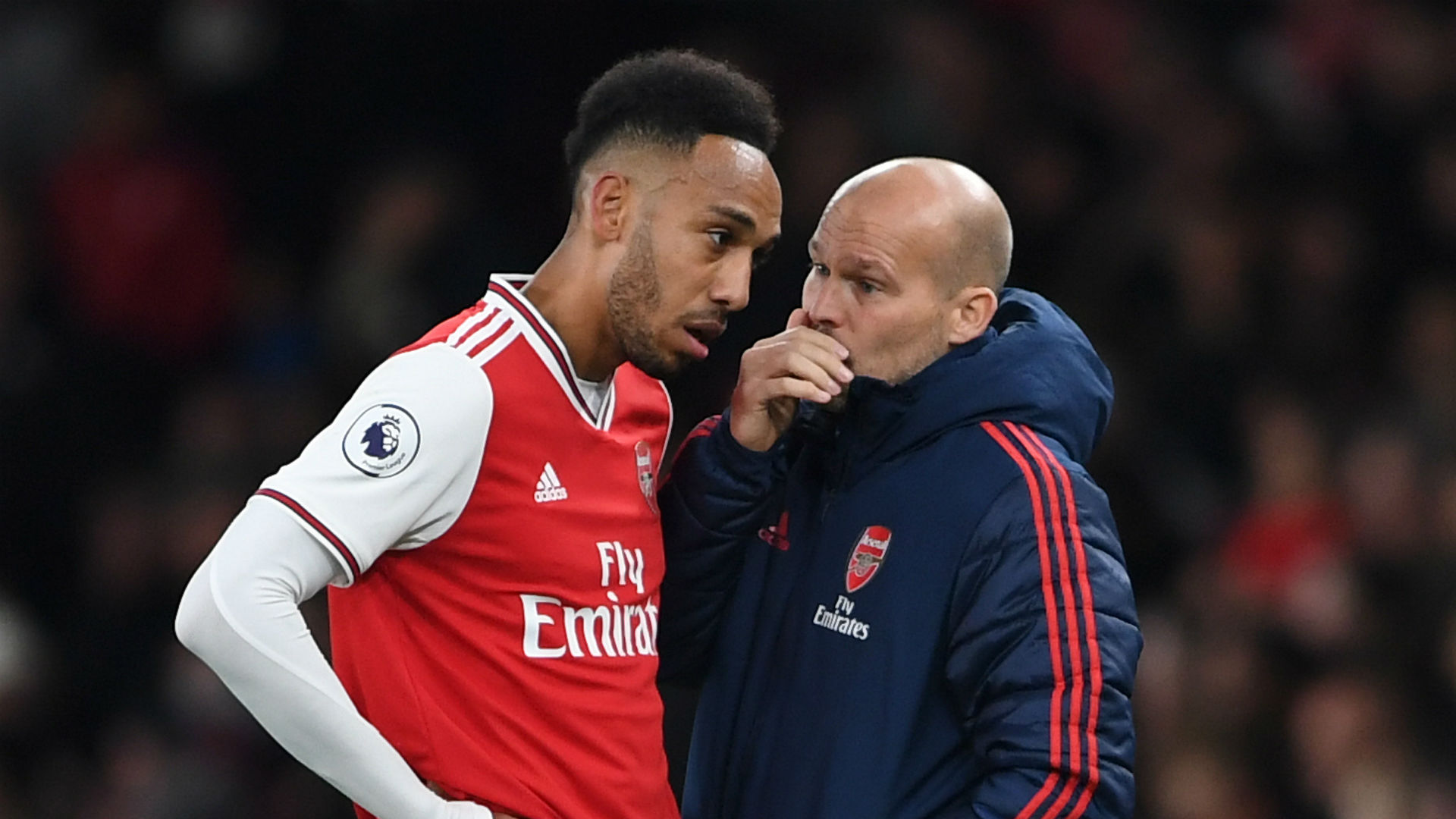 Arsenal sack Emery: Ljungberg wants 'smiles on faces again'
