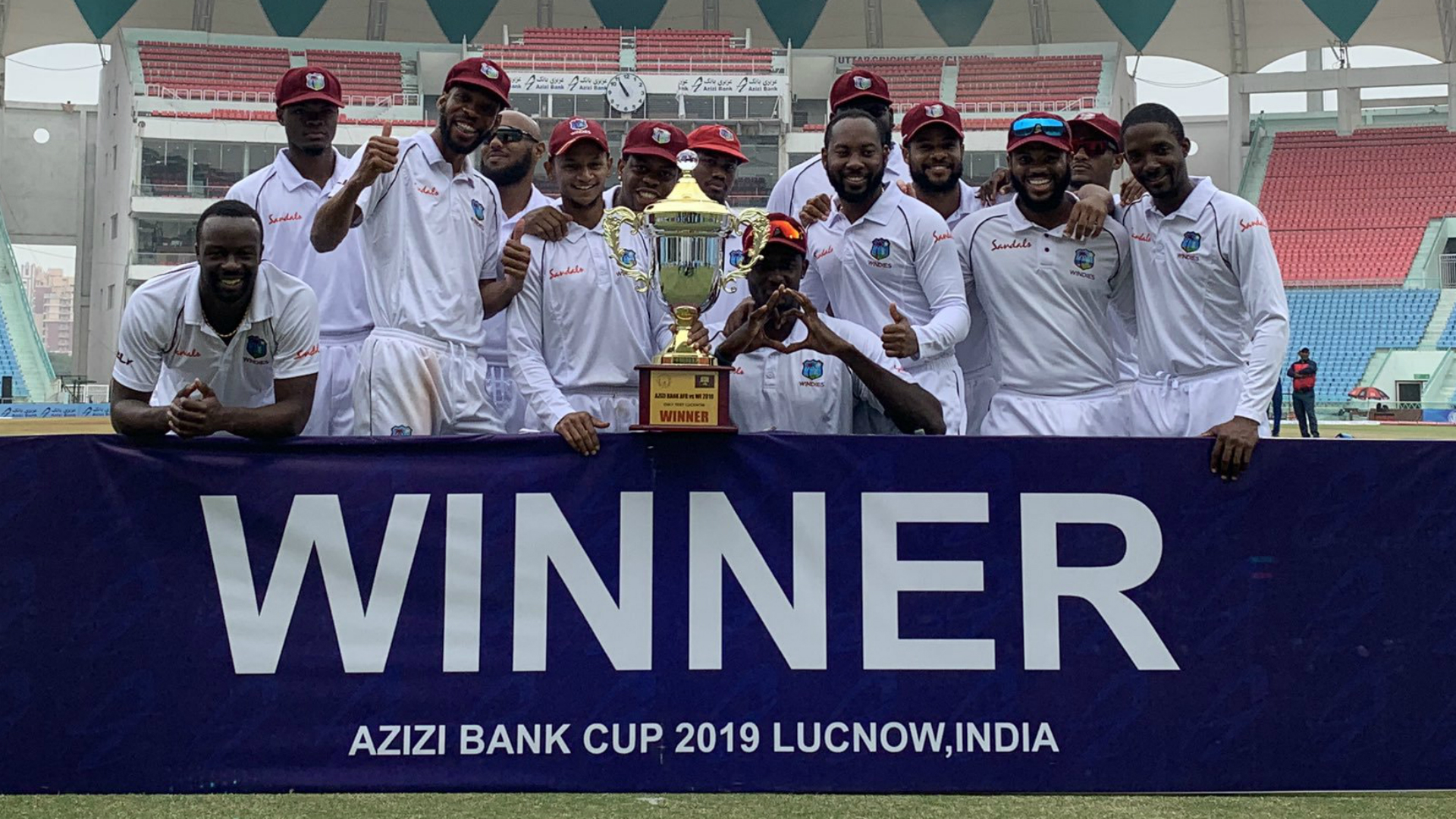 West Indies wrap up crushing win over Afghanistan