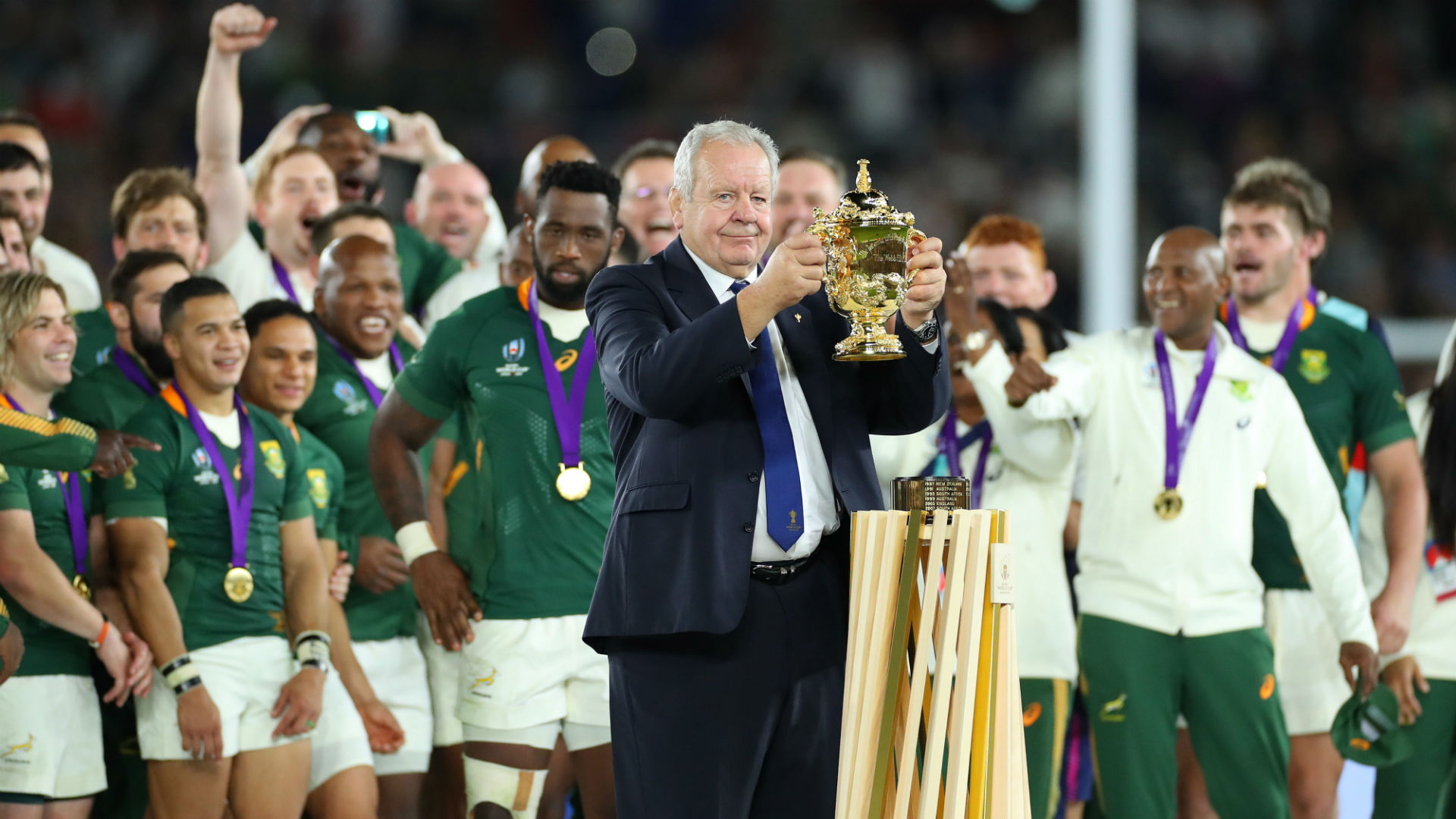 Rugby World Cup 2019: Beaumont praises Japan after 'one of the greatest, if not the greatest' tournament