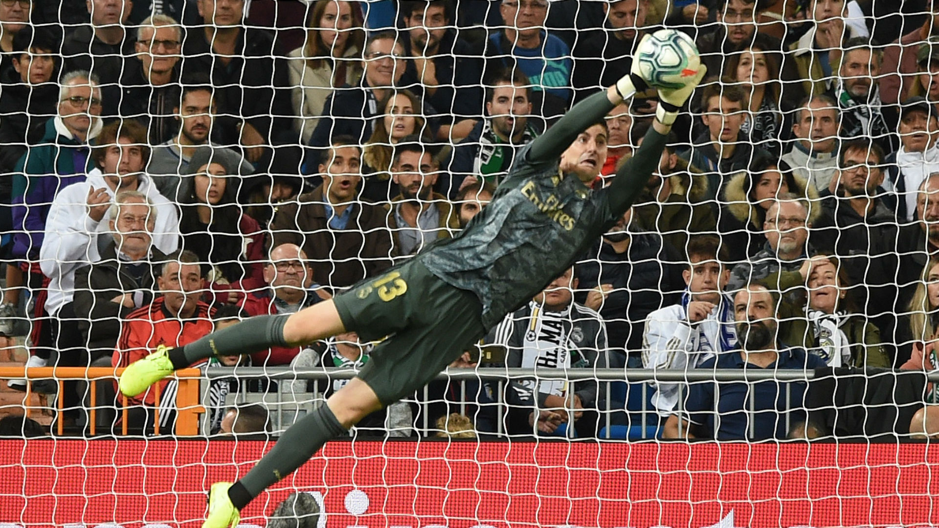 Real Madrid cannot protest penalty decision against Real Betis, insists Courtois