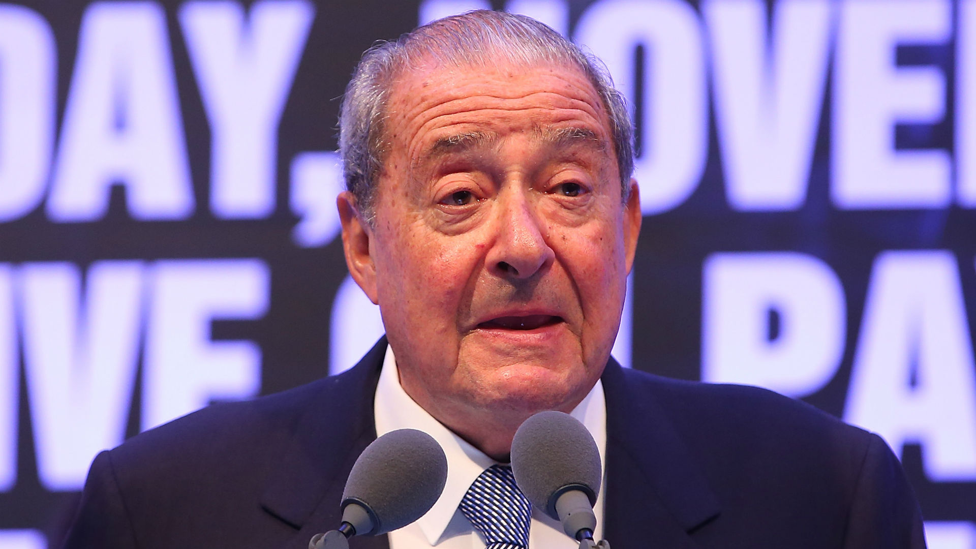 We're throwing him out of the hotel! - Arum blasts Gutierrez for weighing in 11lb over limit