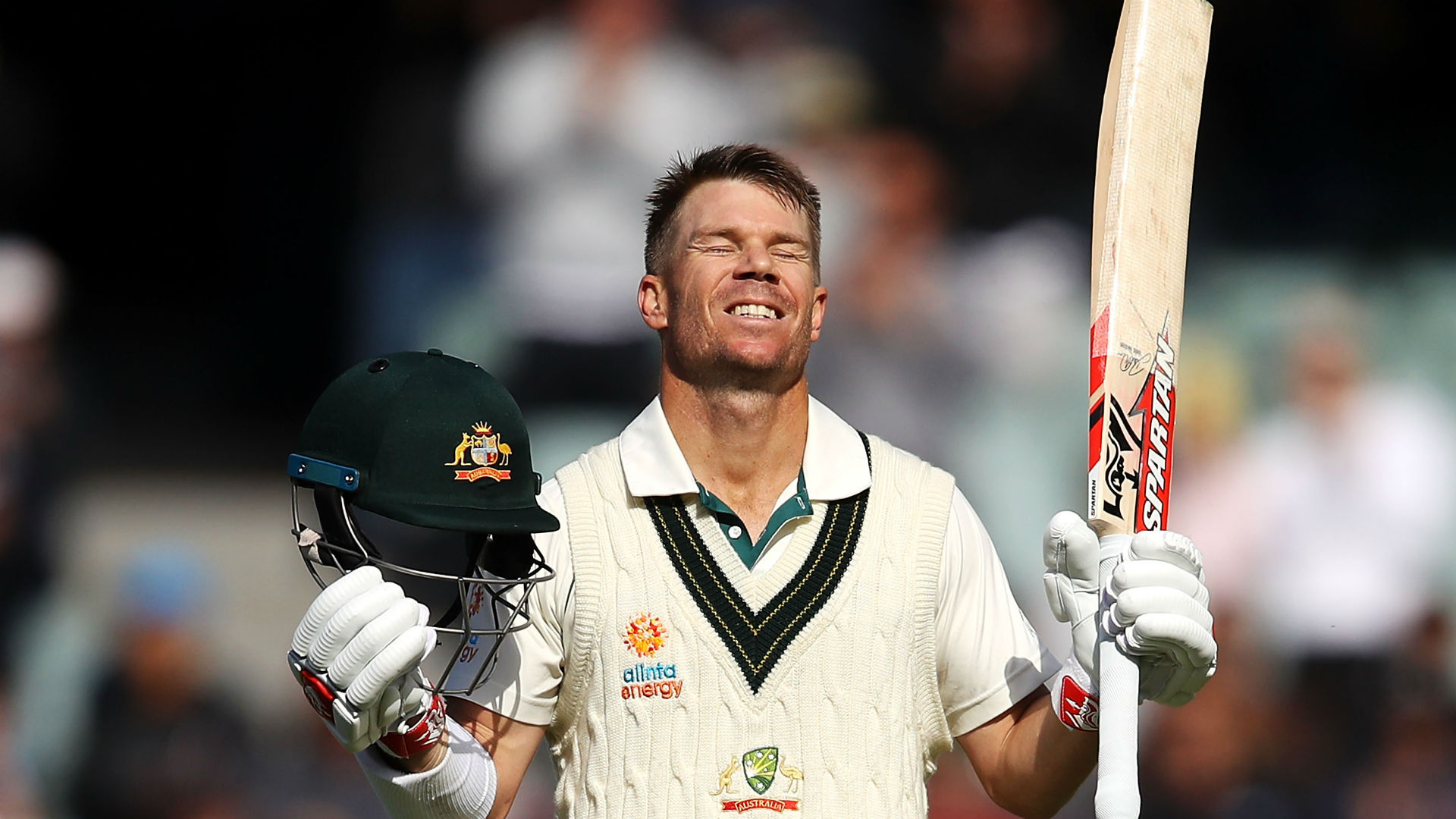 The highest Adelaide score and 10th on the all-time list - Opta data on Warner's 335
