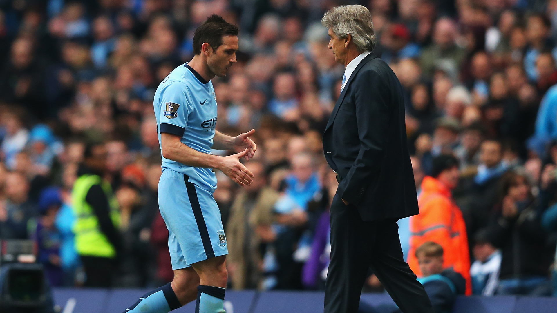 Lampard leaving Chelsea helped him as a manager – Pellegrini