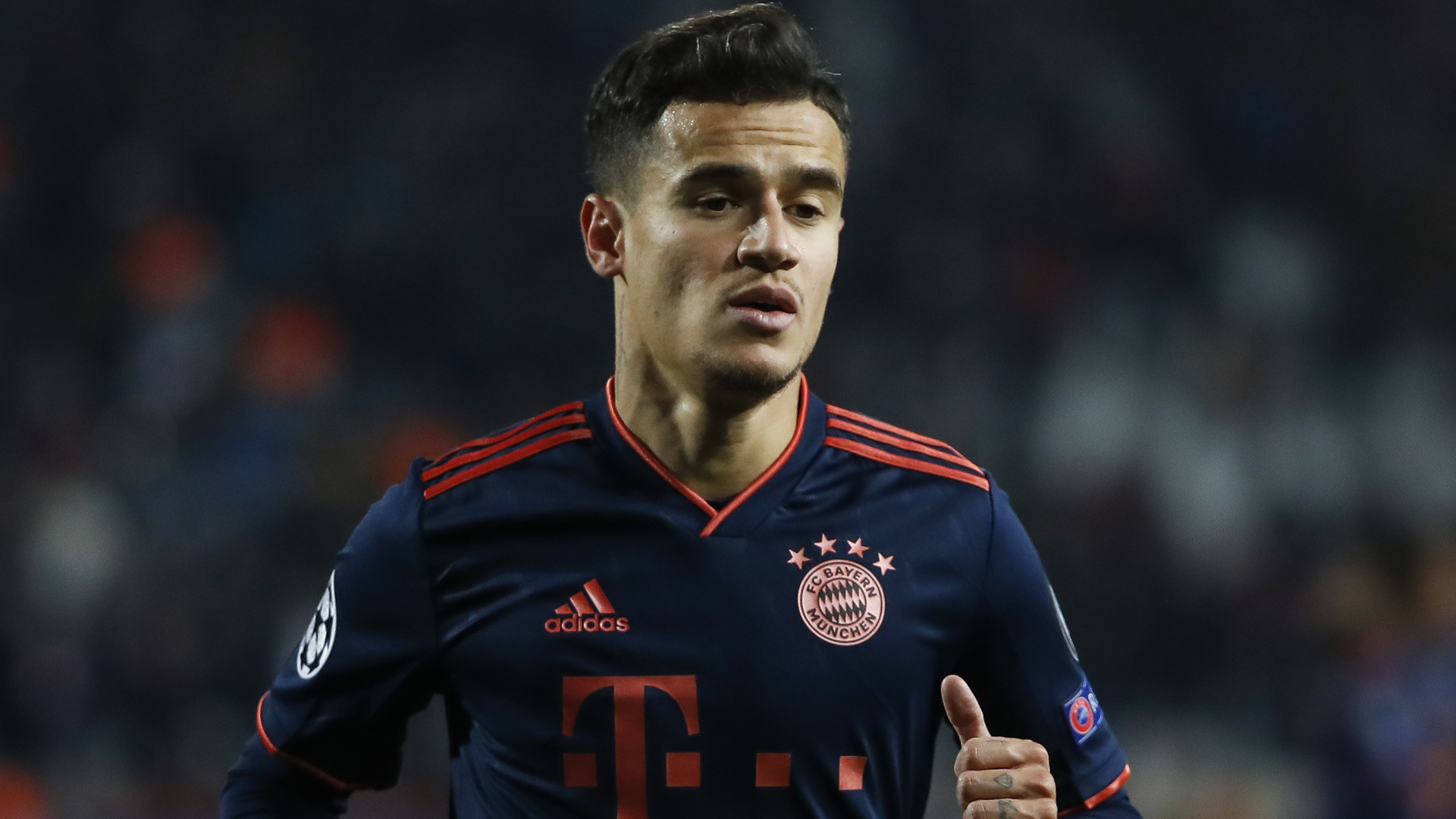 Flick: Coutinho must be given time at Bayern