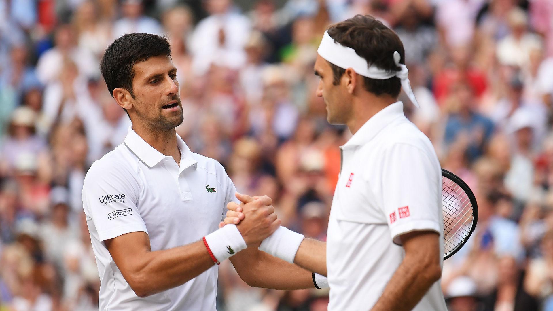 Djokovic, Federer drawn together for ATP Finals