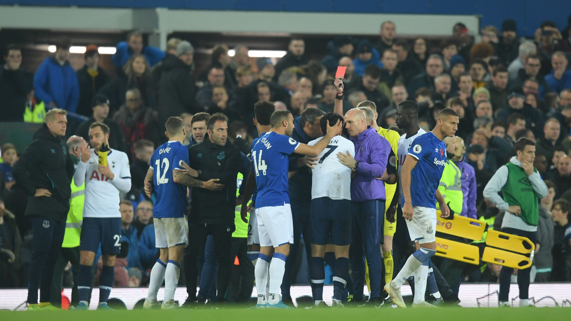 Pochettino expected Son's red card to be rescinded
