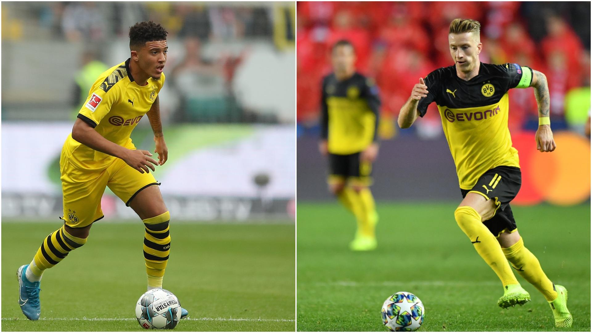 Sancho and Reus doubts for Der Klassiker, confirms Dortmund coach Favre