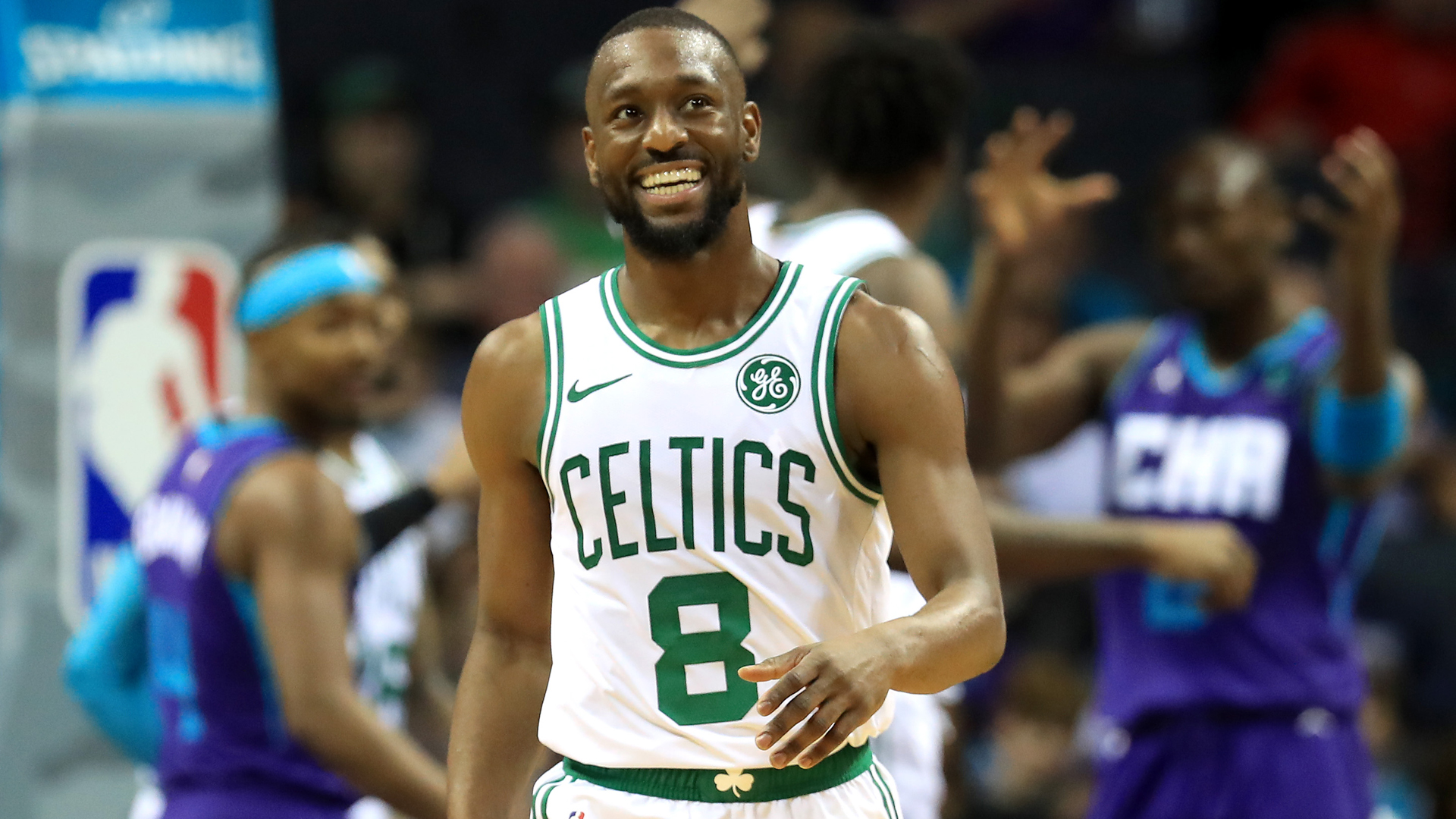 Celtics extend winning streak as Walker returns to Charlotte
