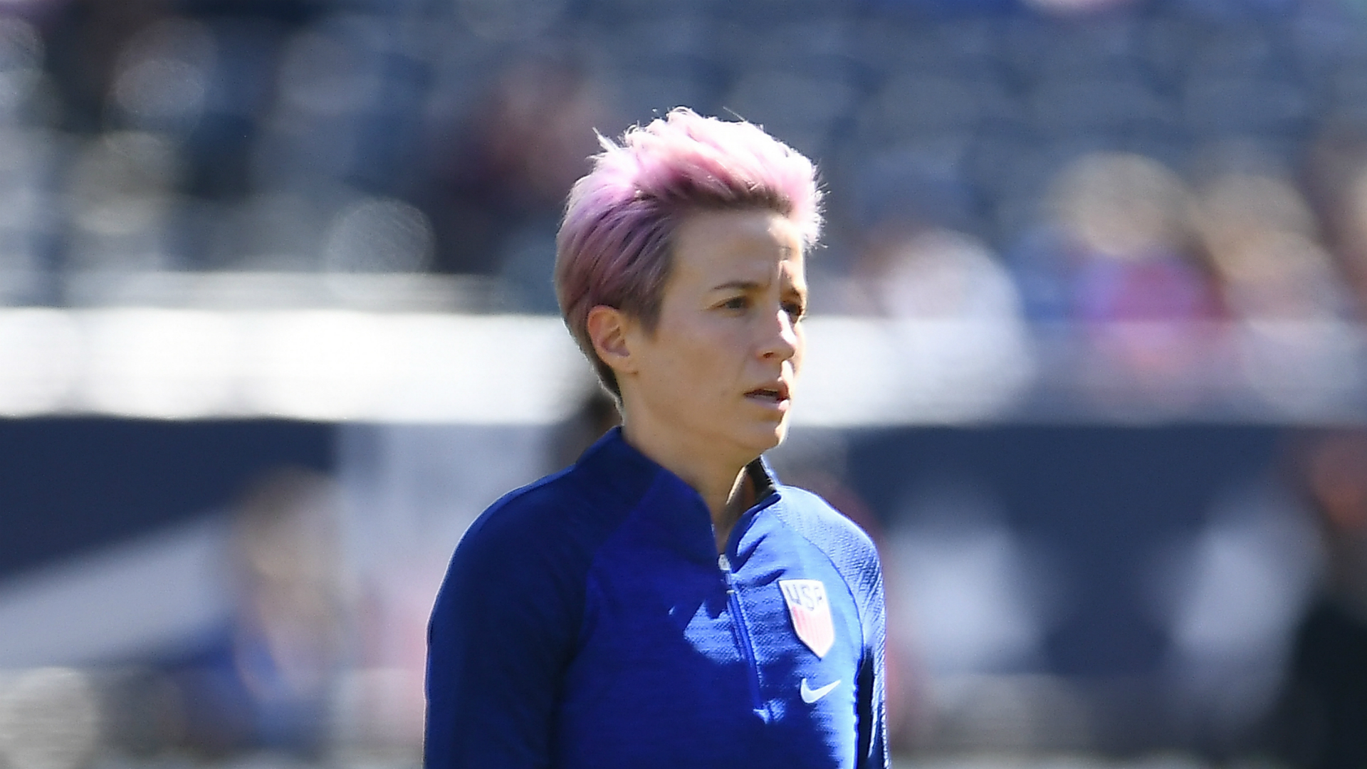 It's an absolute joke! - Rapinoe accuses football of failing players over racism