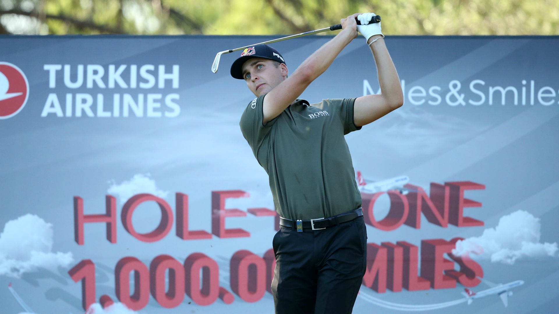Schwab and Lewis share lead in Antalya, Rose well poised