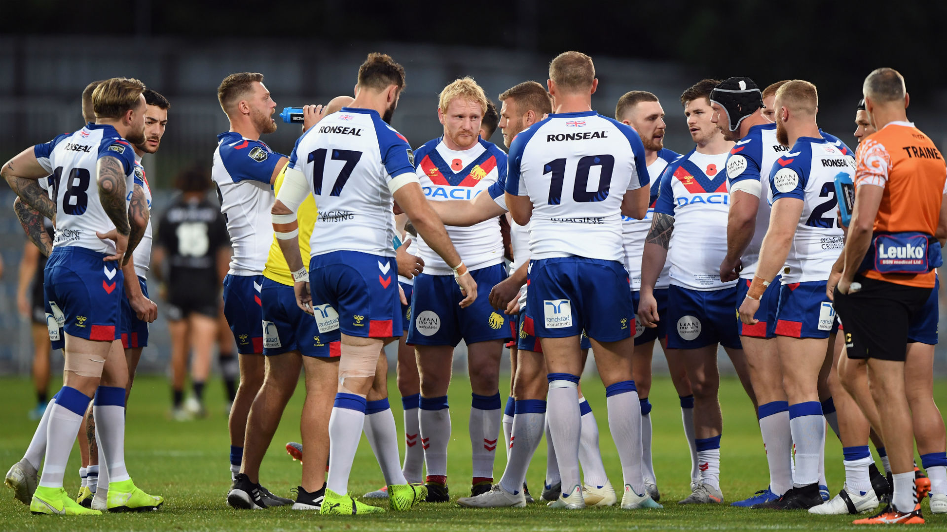 We've gone backwards, claims Great Britain Lions coach Bennett