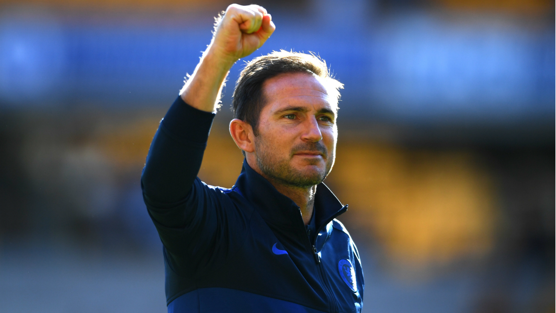 Superstitious Lampard wary of 'curse' as Chelsea coach and Vardy scoop awards