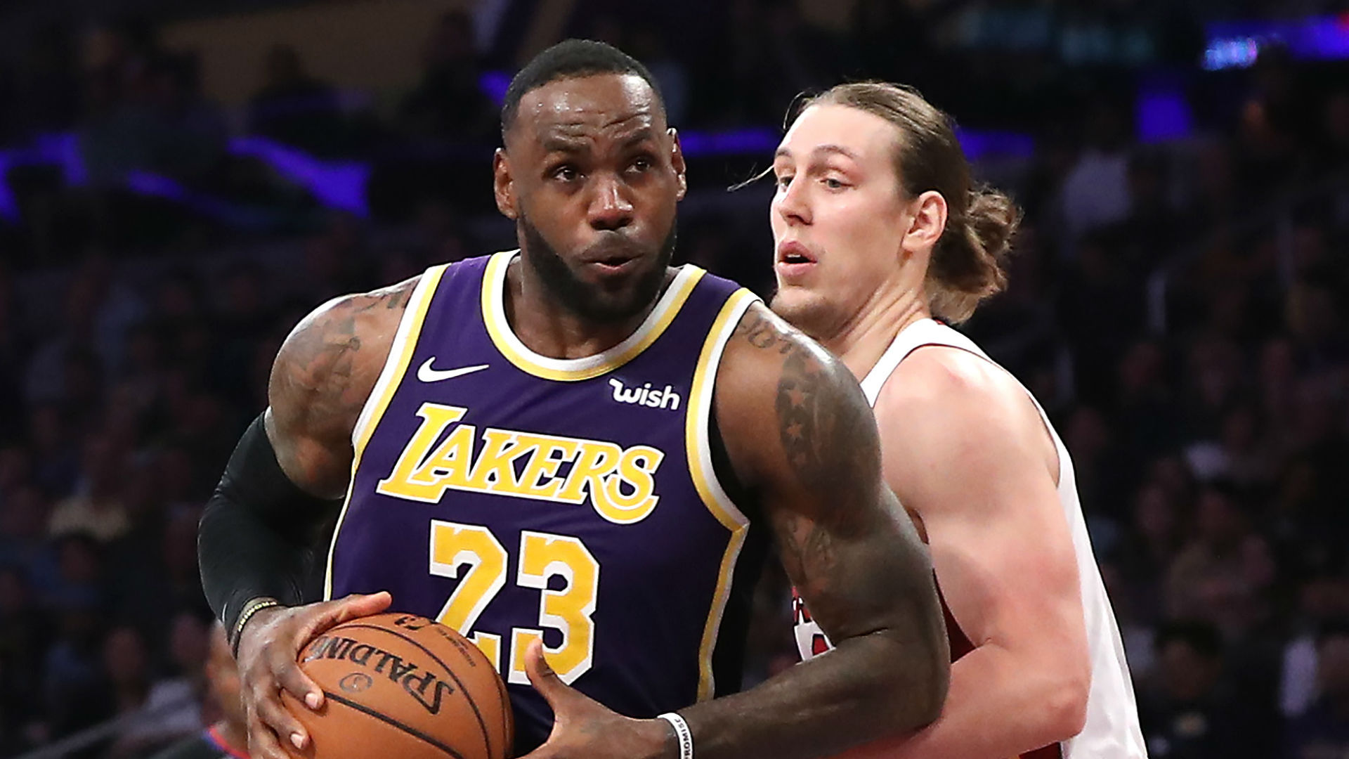 LeBron reveals 'extra motivation' after racking up 1000th 20-point game
