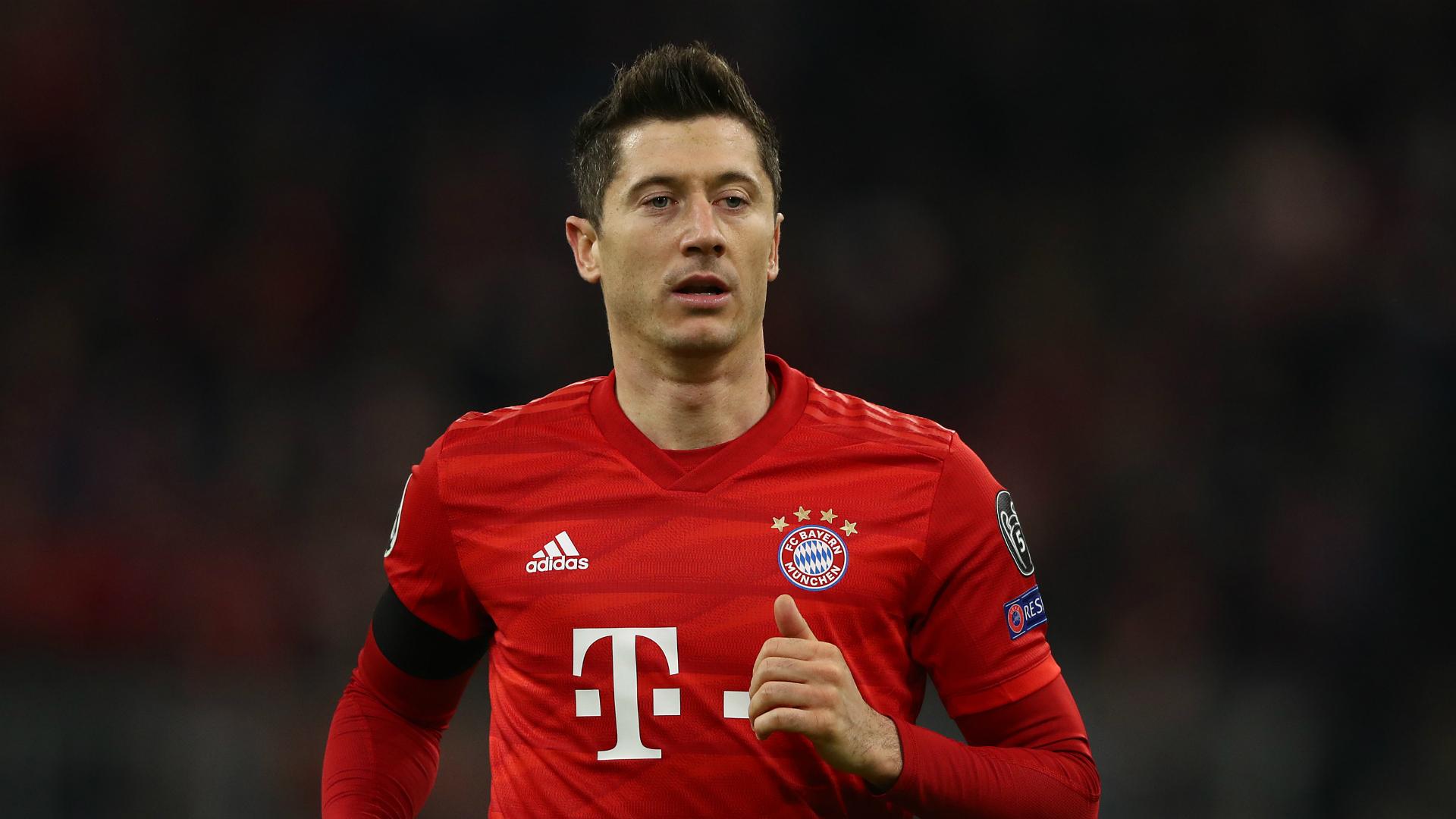 Lewandowski tells Bayern's 'reserved' young players to show leadership