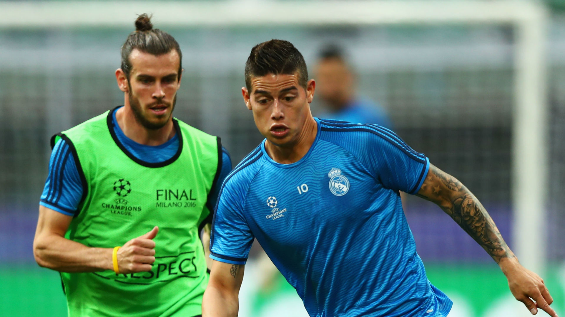 Bale and James left out as Isco, Ramos and Marcelo return for Real Madrid