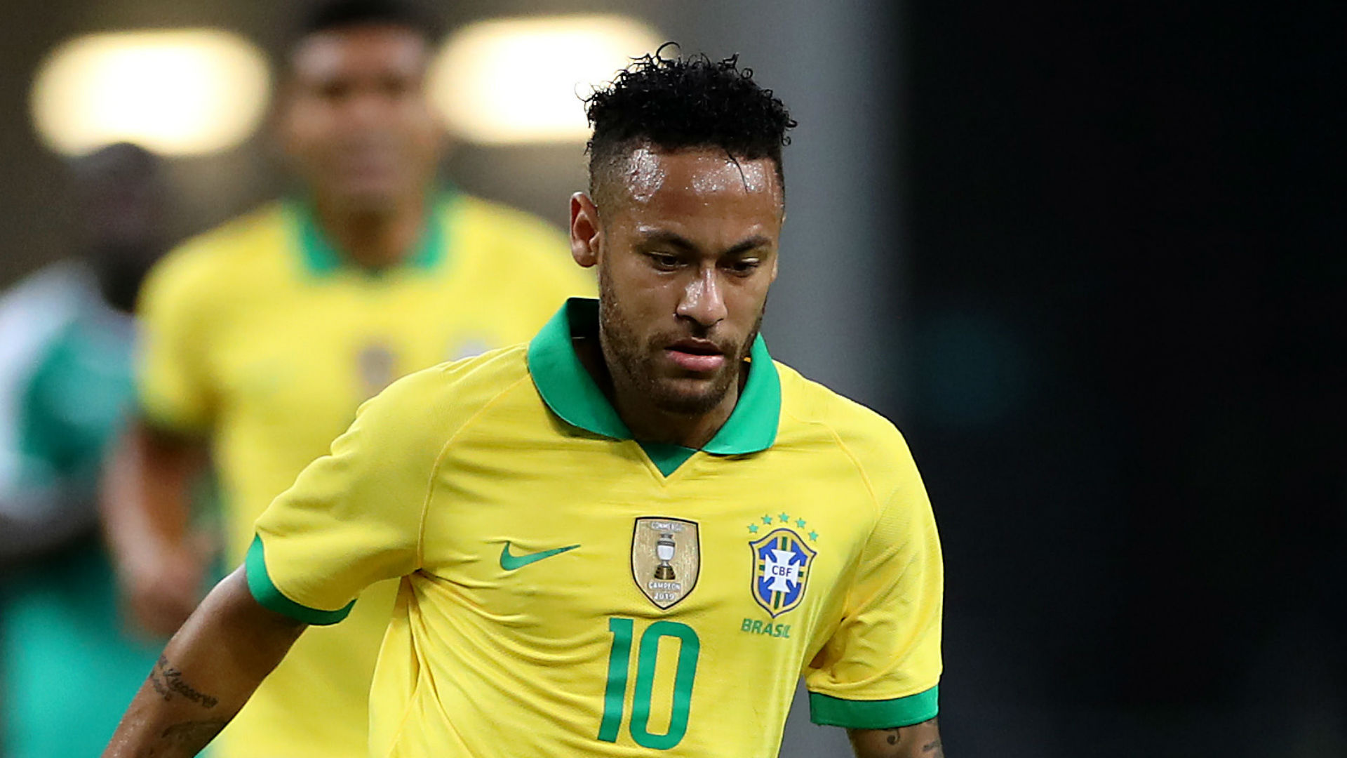 Brazil 1-1 Senegal: Neymar's 100th cap ends in draw