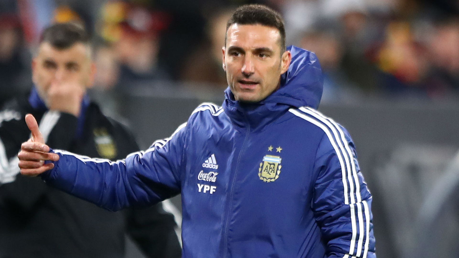 Scaloni suggests Germany draw best performance of Argentina reign