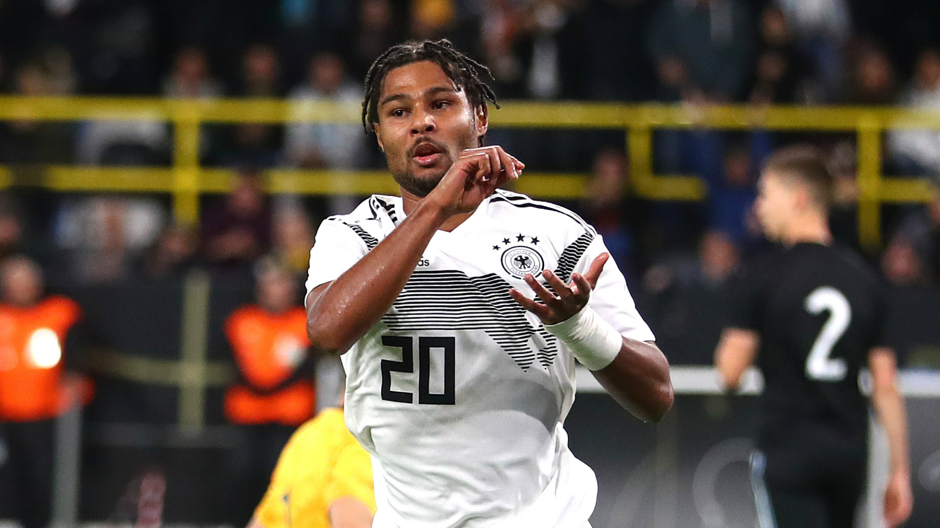Low protecting 'dangerous' Gnabry