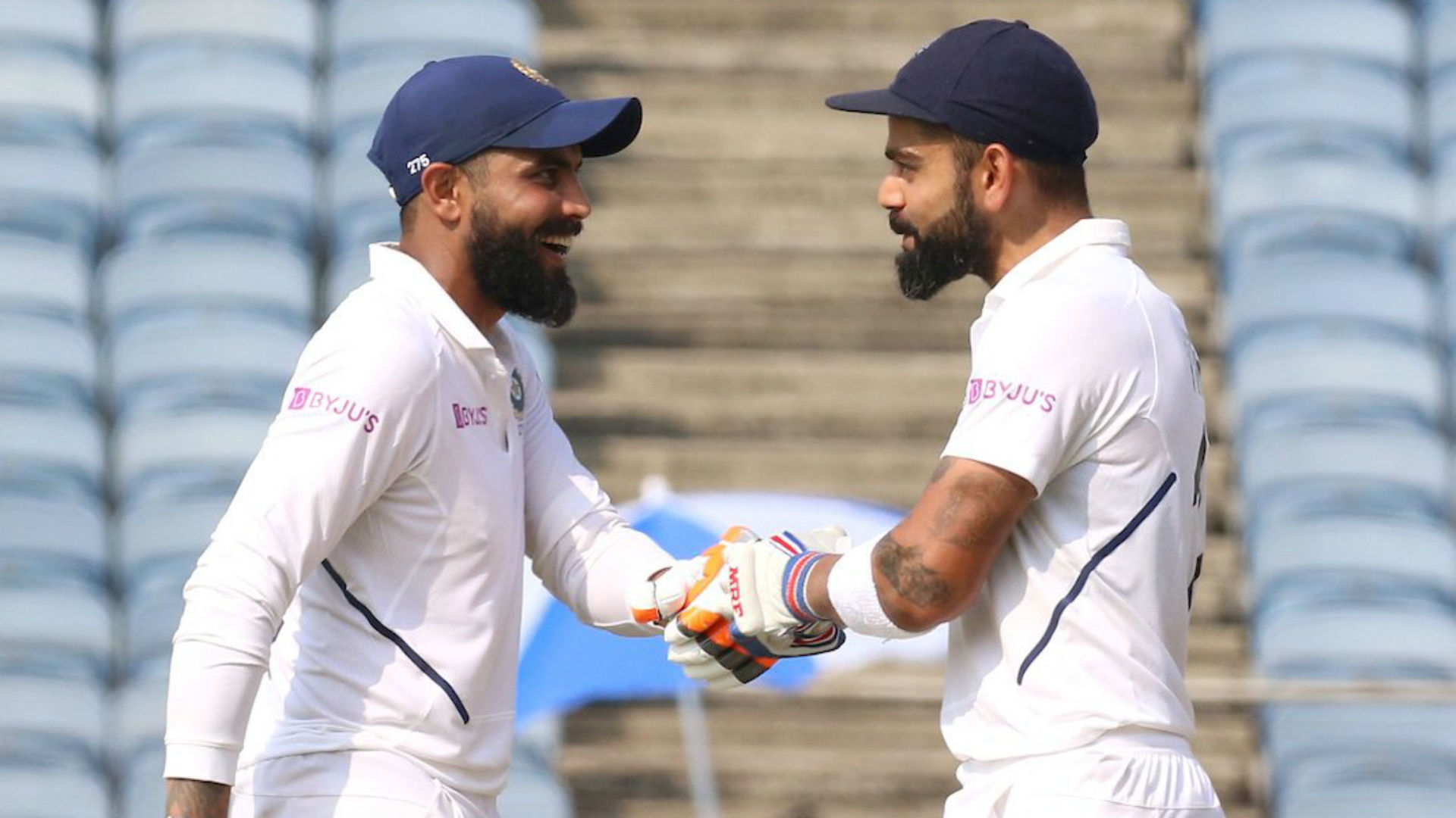 Kohli makes Test-best double-century as India dominate South Africa