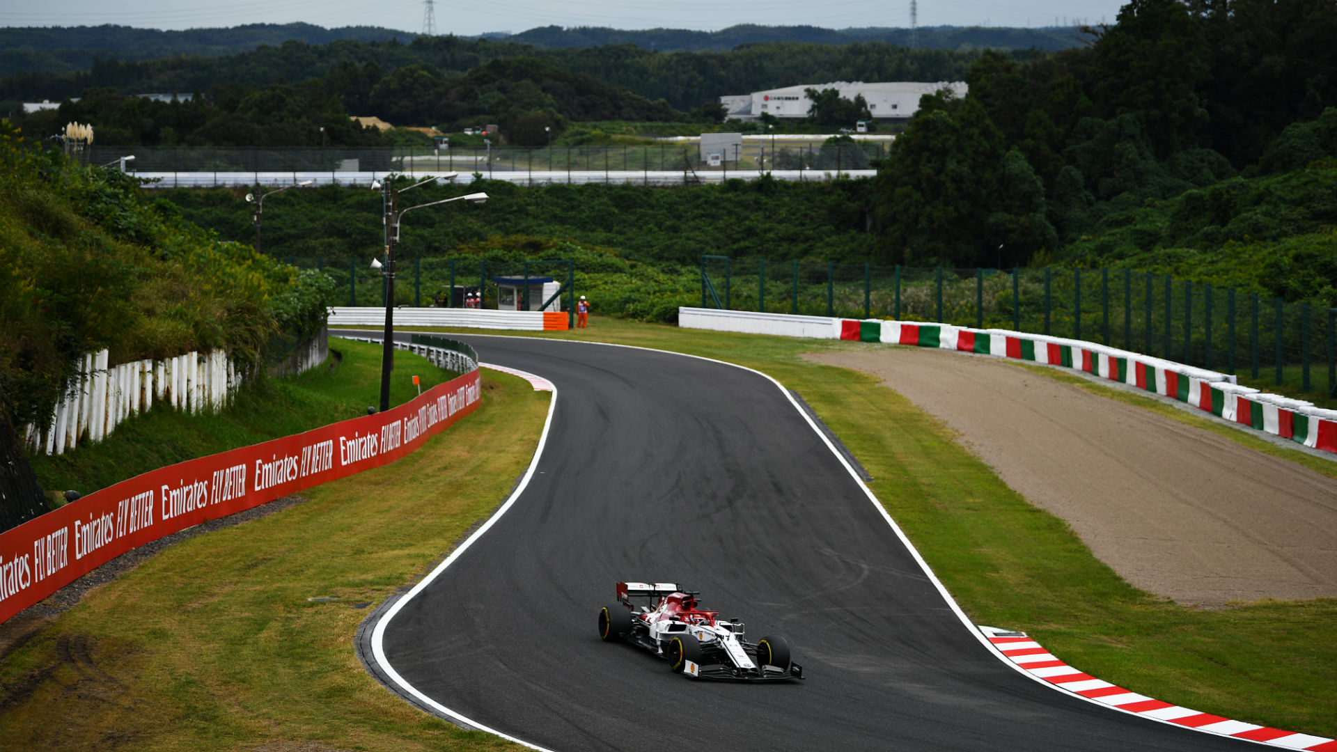 Japanese Grand Prix qualifying moved to Sunday due to Typhoon Hagibis