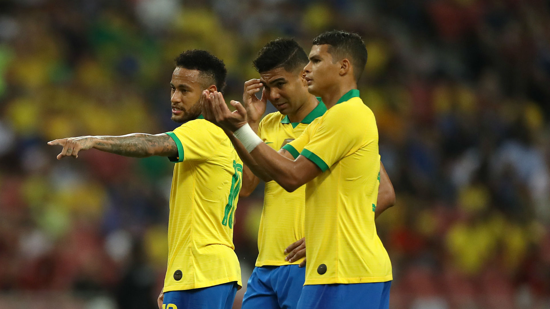 Thiago Silva after Brazil draw: If I said I wasn't bothered, I'd be lying