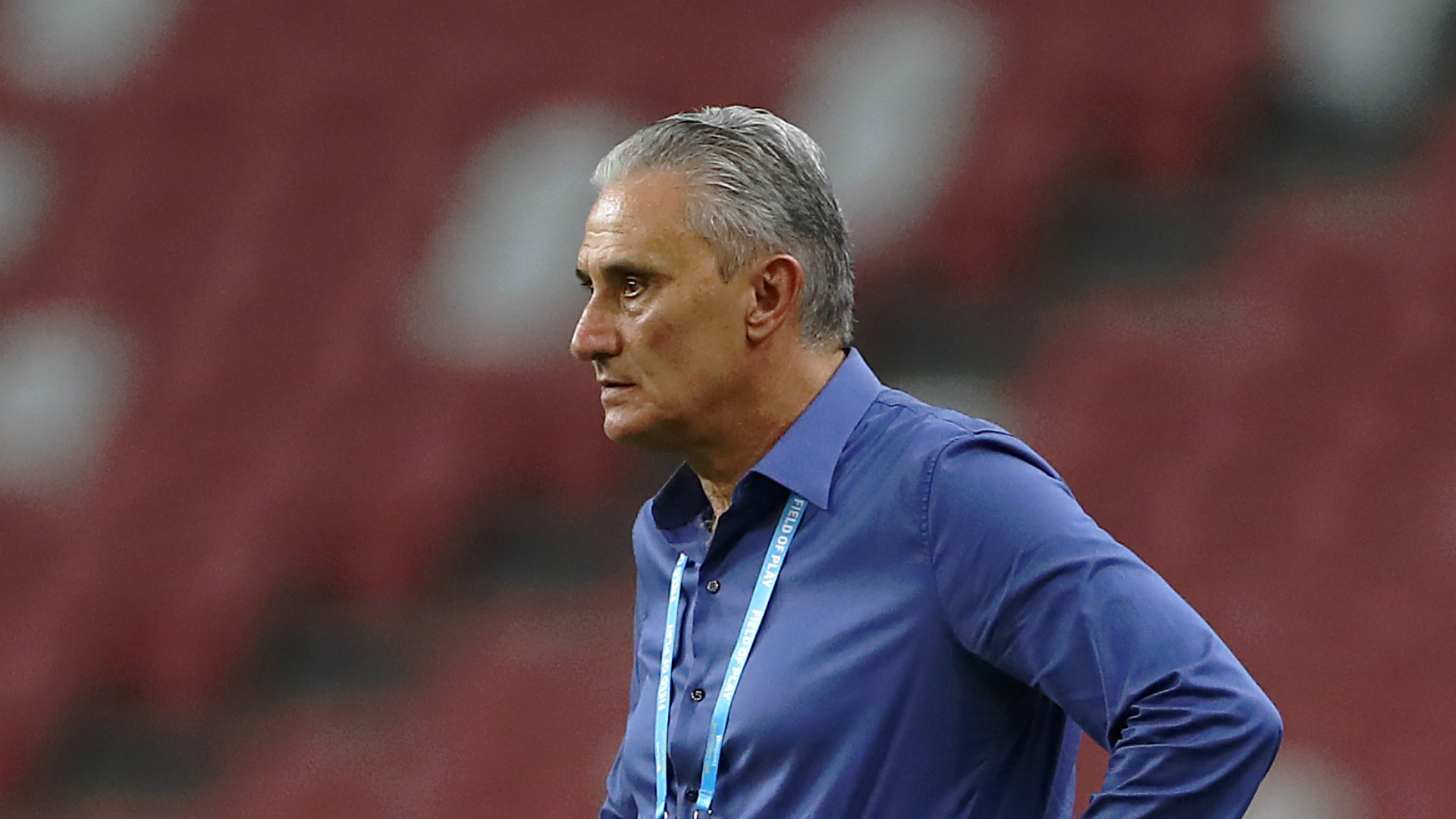They can give more than this - Tite admits Brazil players are struggling to perform