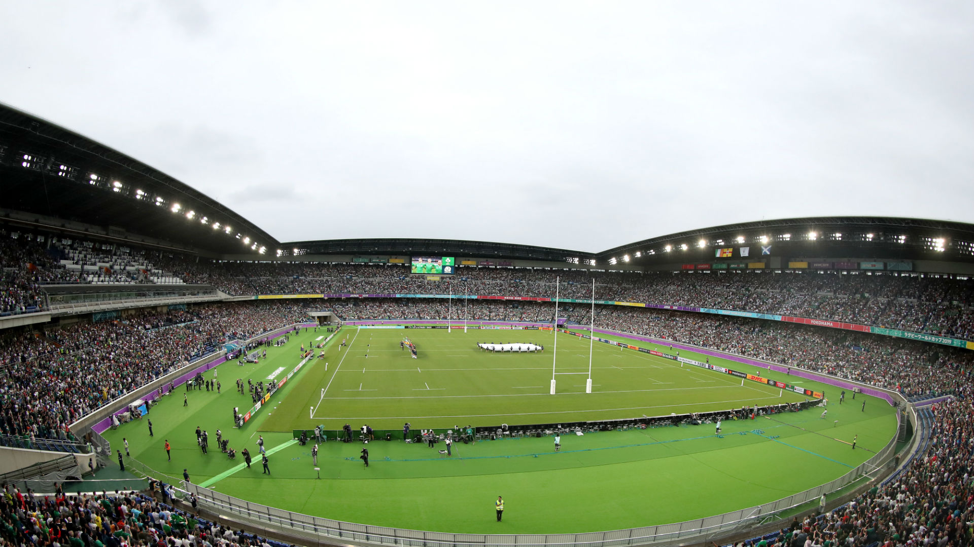 Rugby World Cup 2019: World Rugby 'disappointed' by Scotland's threat of legal action