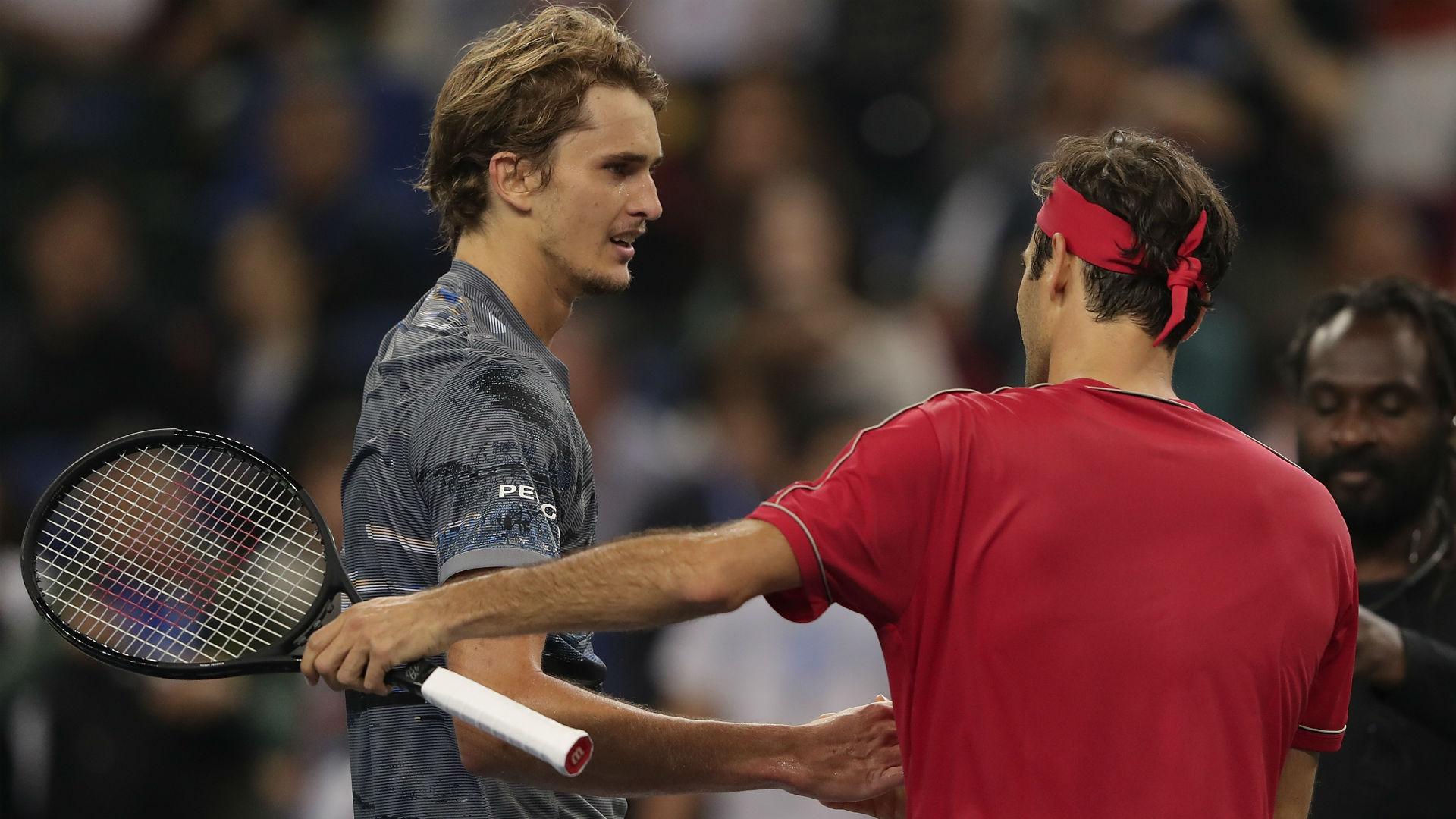 Shanghai shocks for Djokovic and Federer