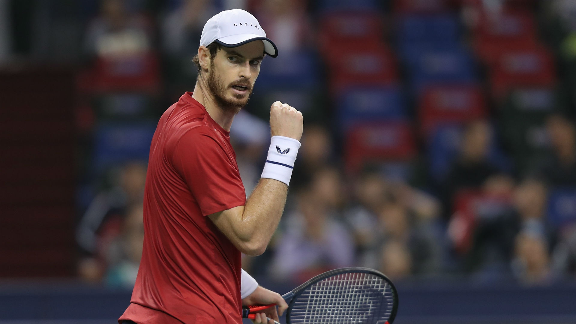 Murray has 'outside chance' of returning to top after surprisingly smooth comeback