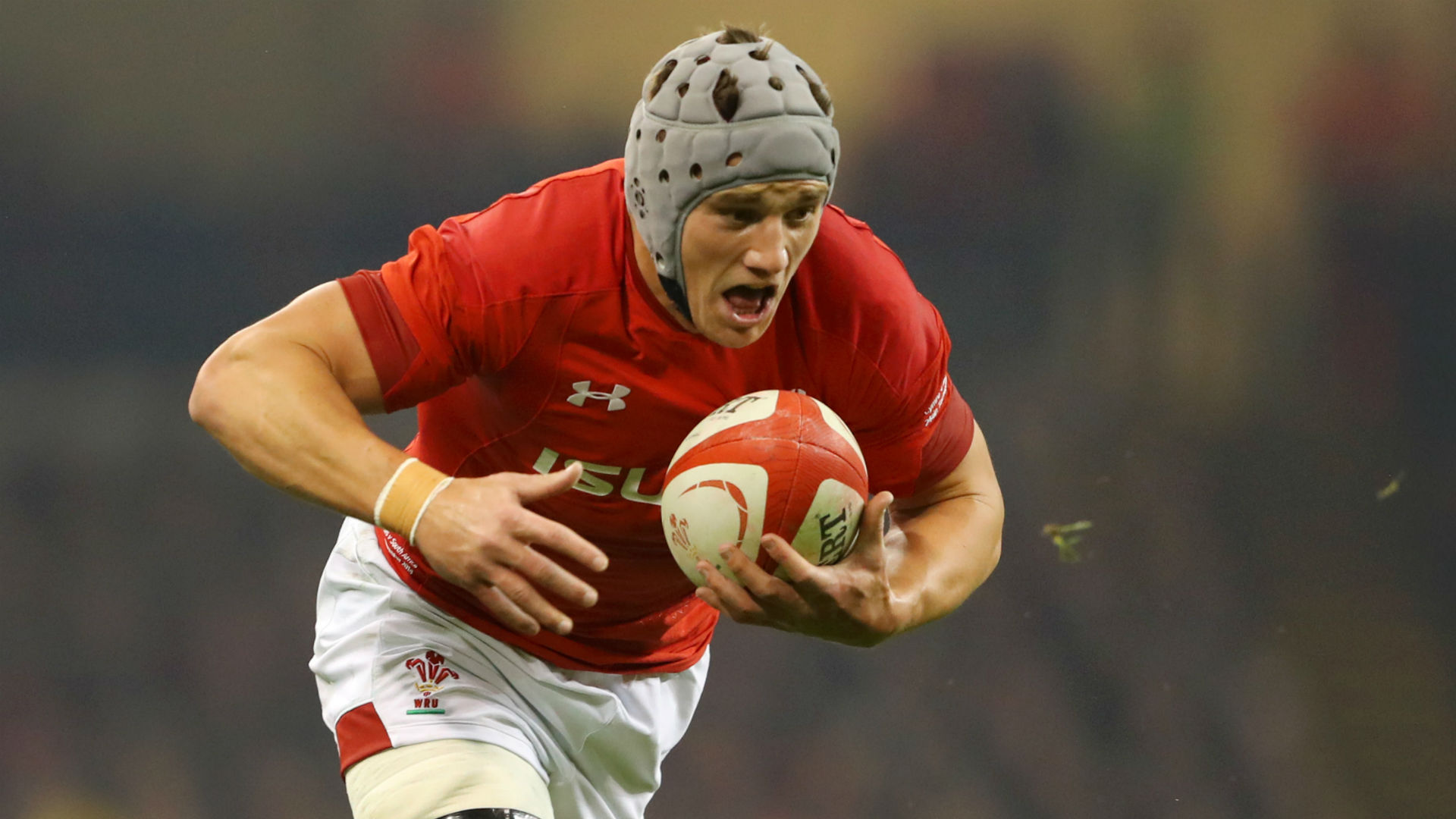 Rugby World Cup 2019: Wales confident on Jonathan Davies' fitness