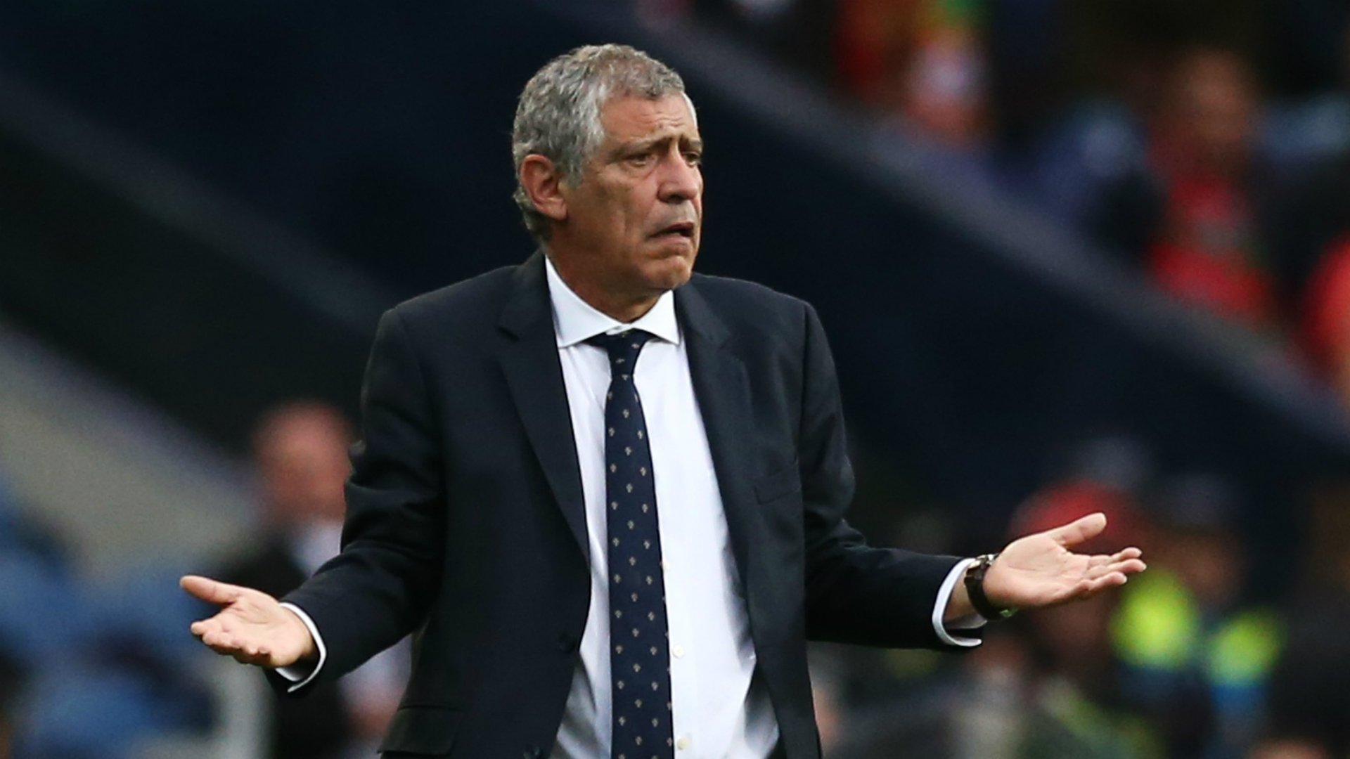 Santos: Portugal players lost focus against Luxembourg