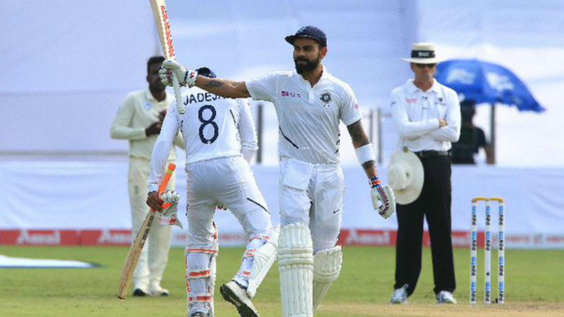 Agarwal hails 'tremendous' Kohli after Pune masterclass