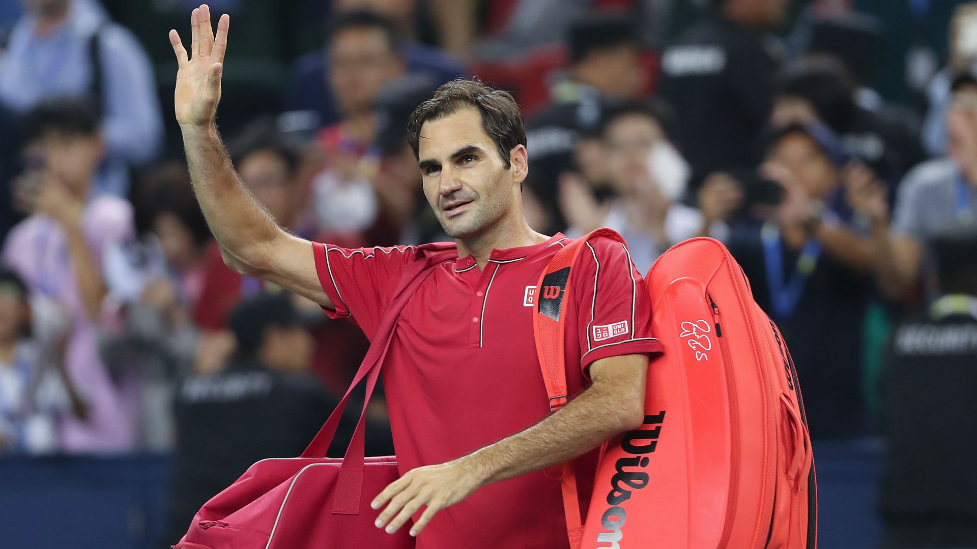 Fiery Federer impressed by cool, calm Zverev