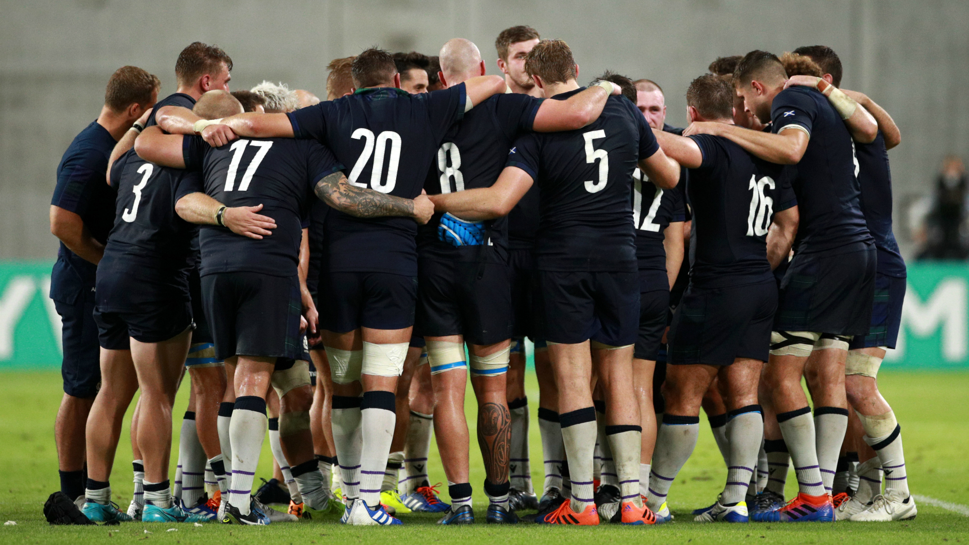 Rugby World Cup 2019: Scotland's hopes in the balance with inspection to follow Typhoon Hagibis