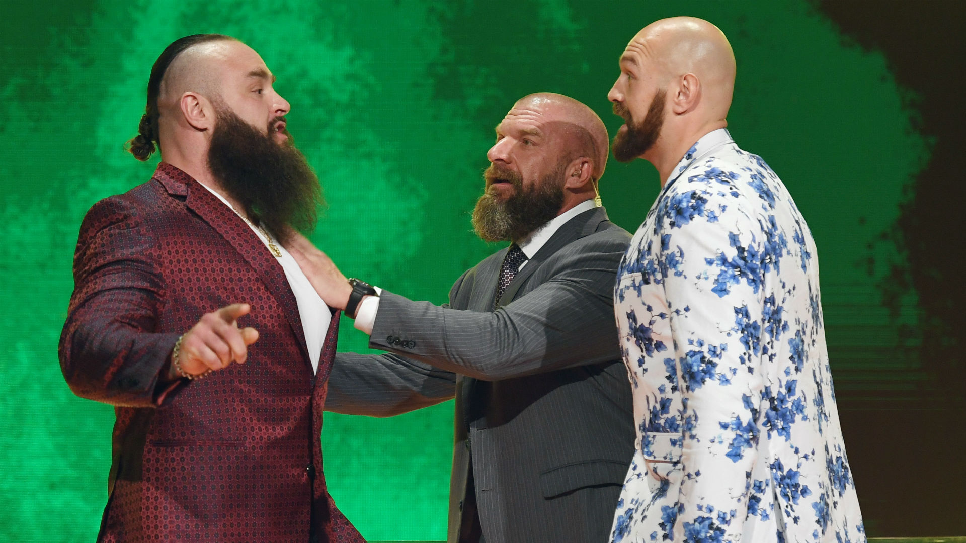 Fury to face Strowman, Lesnar to fight Velasquez at WWE Crown Jewel