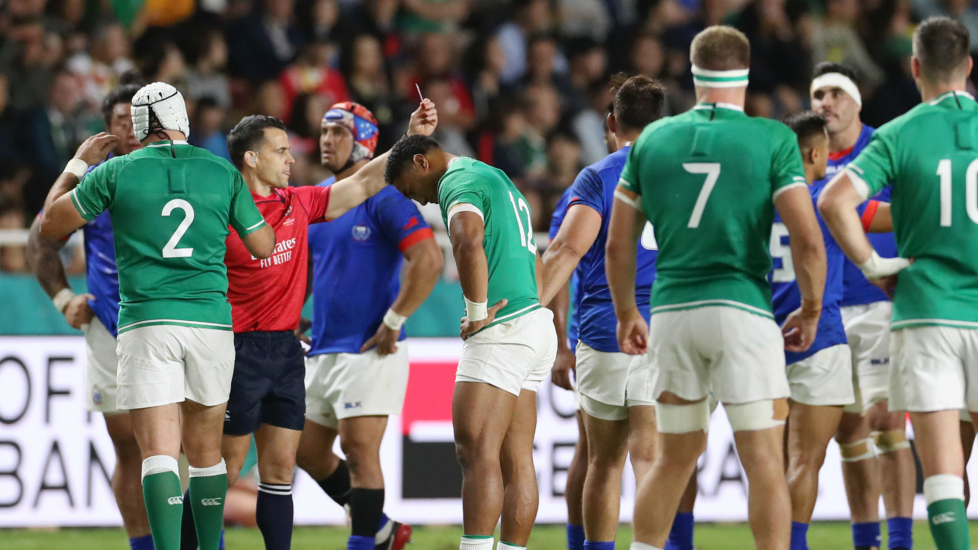 Rugby World Cup 2019: Samoa coach Jackson calls for Aki to avoid ban