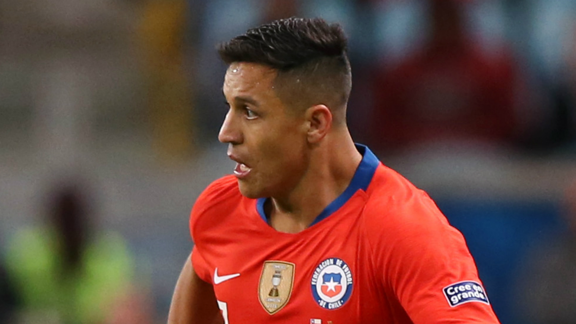 Sanchez released by Chile due to dislocated ankle tendons