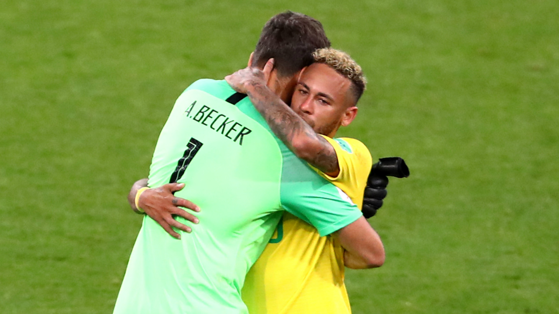 Neymar can become world's best on any team - Alisson