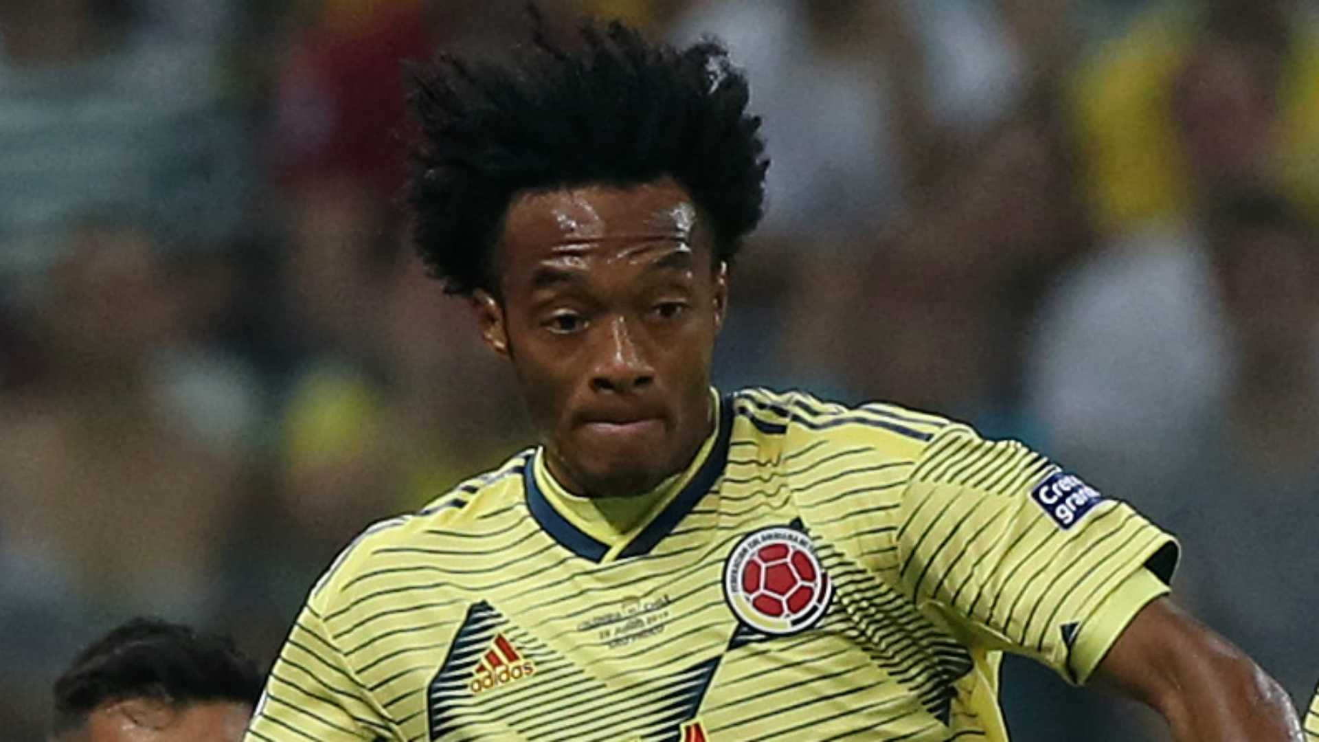Colombia 0-0 Chile: Tempers flare in friendly stalemate