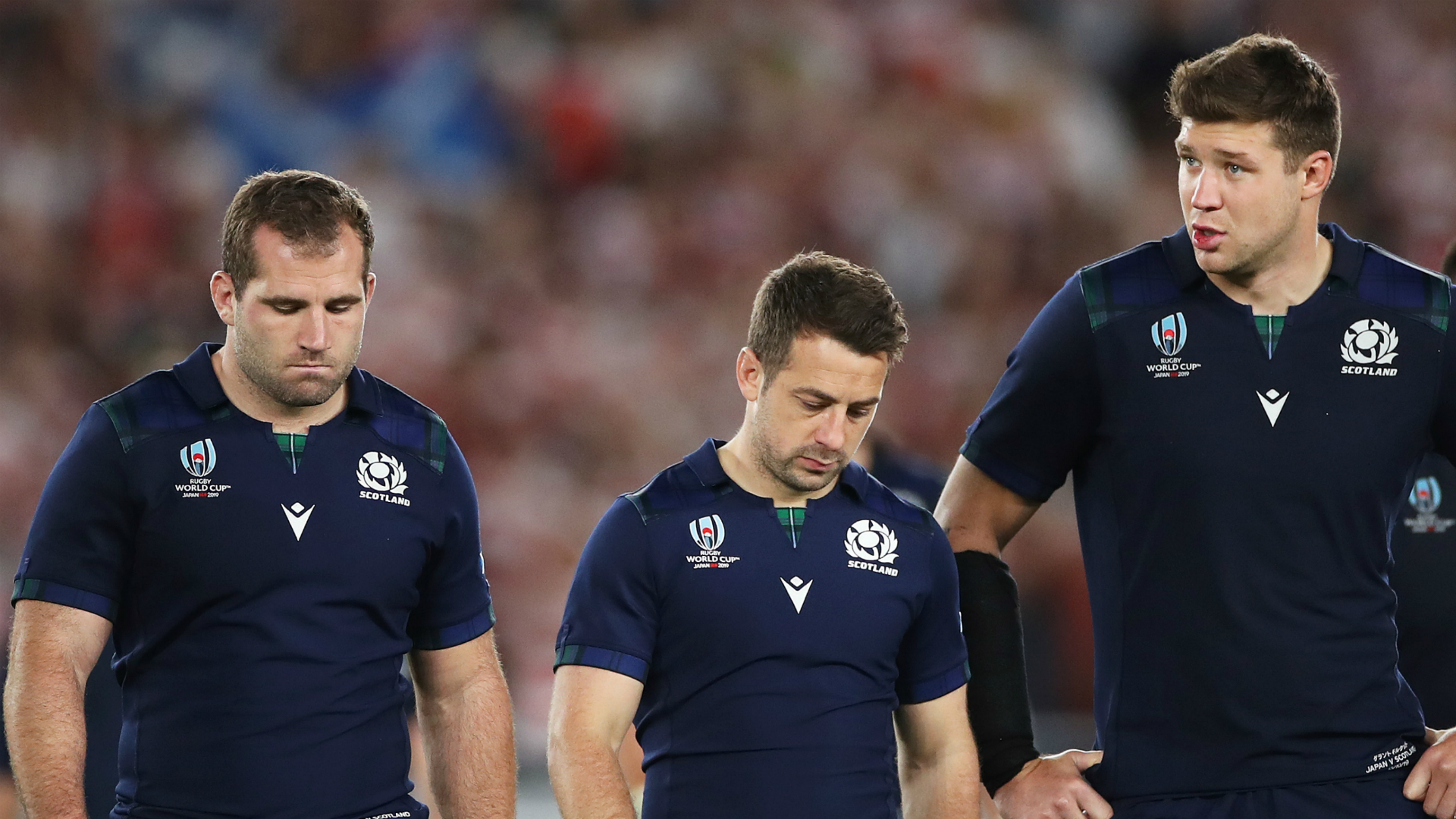 Rugby World Cup 2019: Scotland skipper Laidlaw to weigh up his future