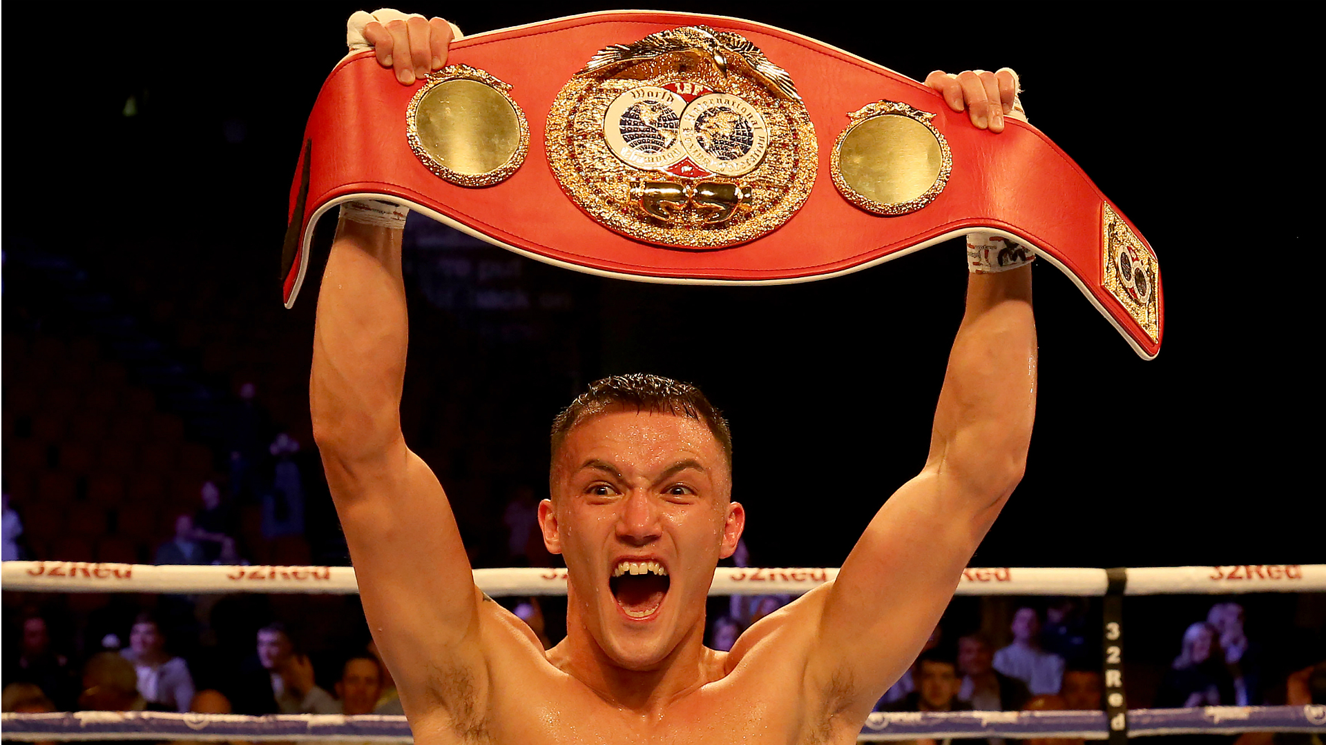 Warrington keen to add to belt collection after clinical title defence