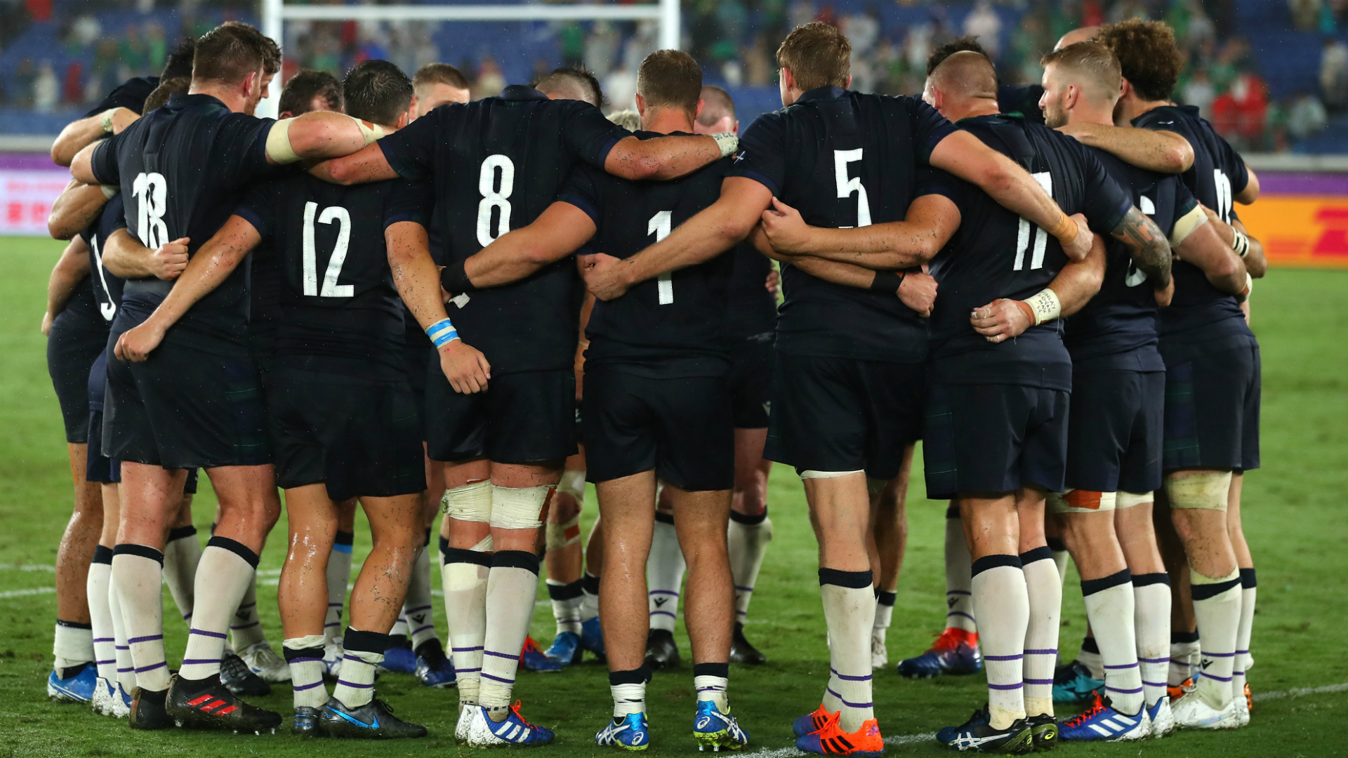 Rugby World Cup 2019: Scotland-Japan to go ahead