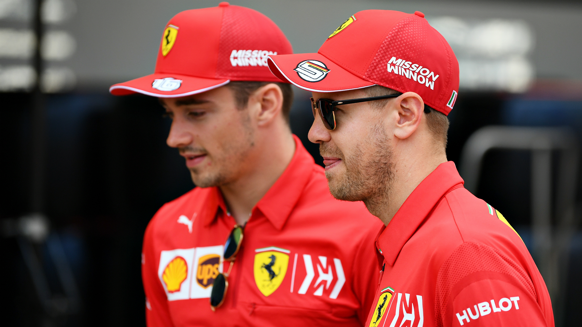 Leclerc is 'clearly better' than Vettel so Ferrari should get tough, says Irvine